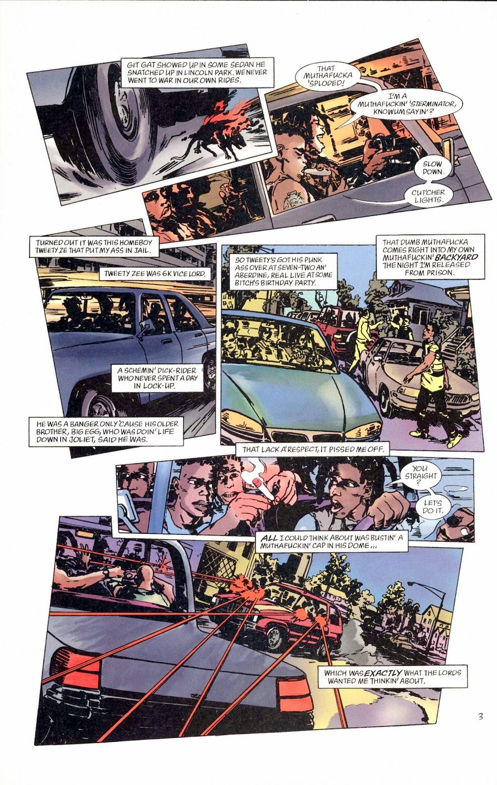 Read online Weird War Tales (1997) comic -  Issue #1 - 12