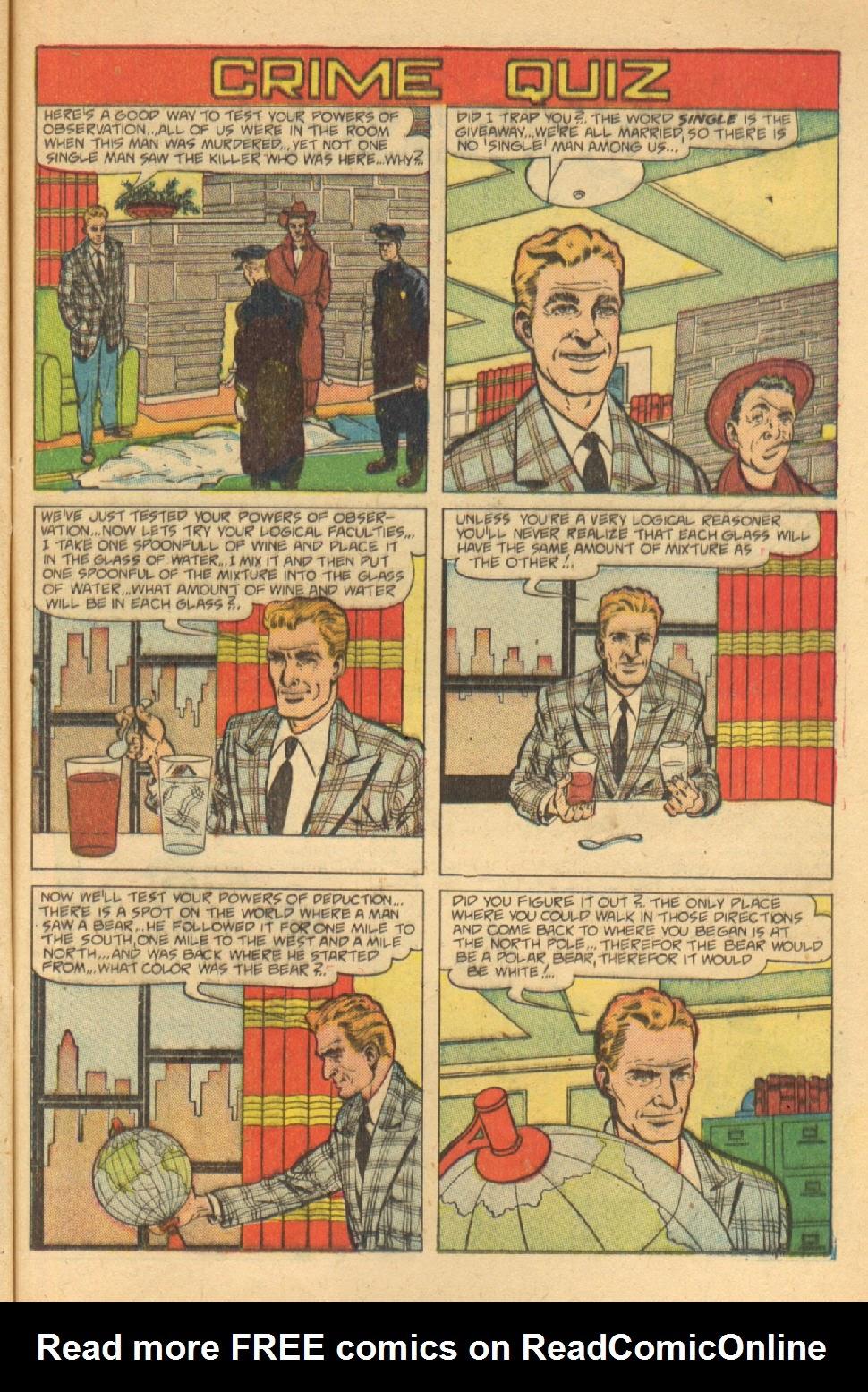 Shadow Comics #101 #94 - English 38