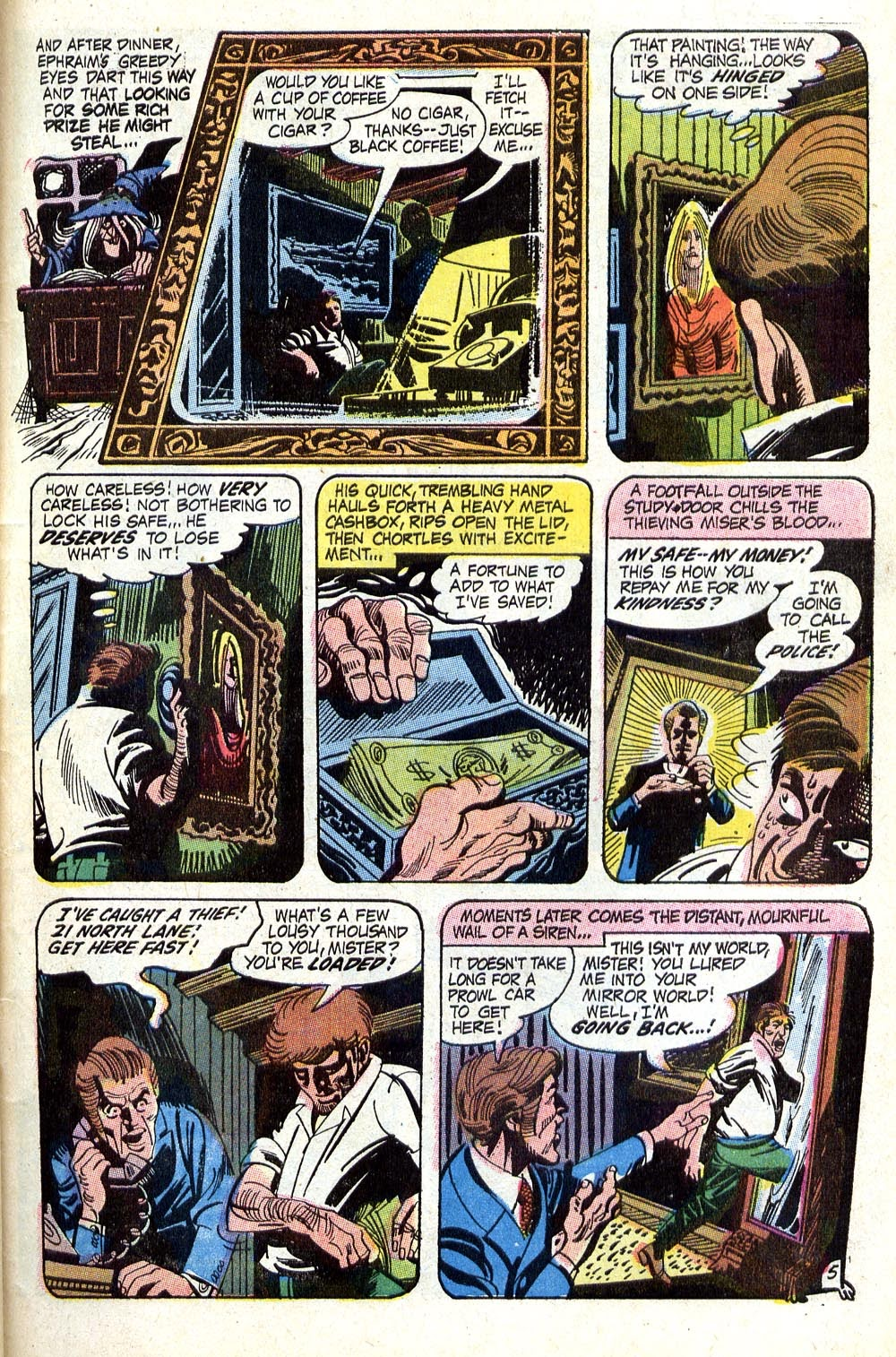 The Witching Hour (1969) issue 17 - Page 37