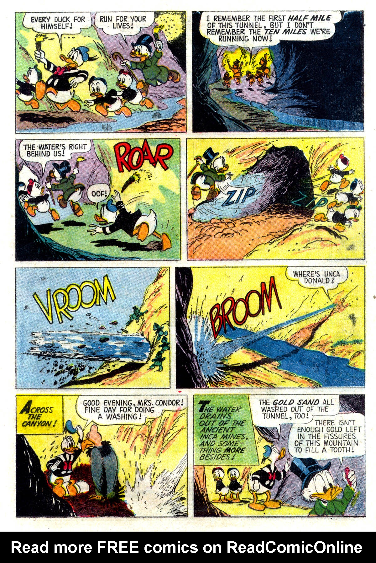 Read online Uncle Scrooge (1953) comic -  Issue #26 - 21