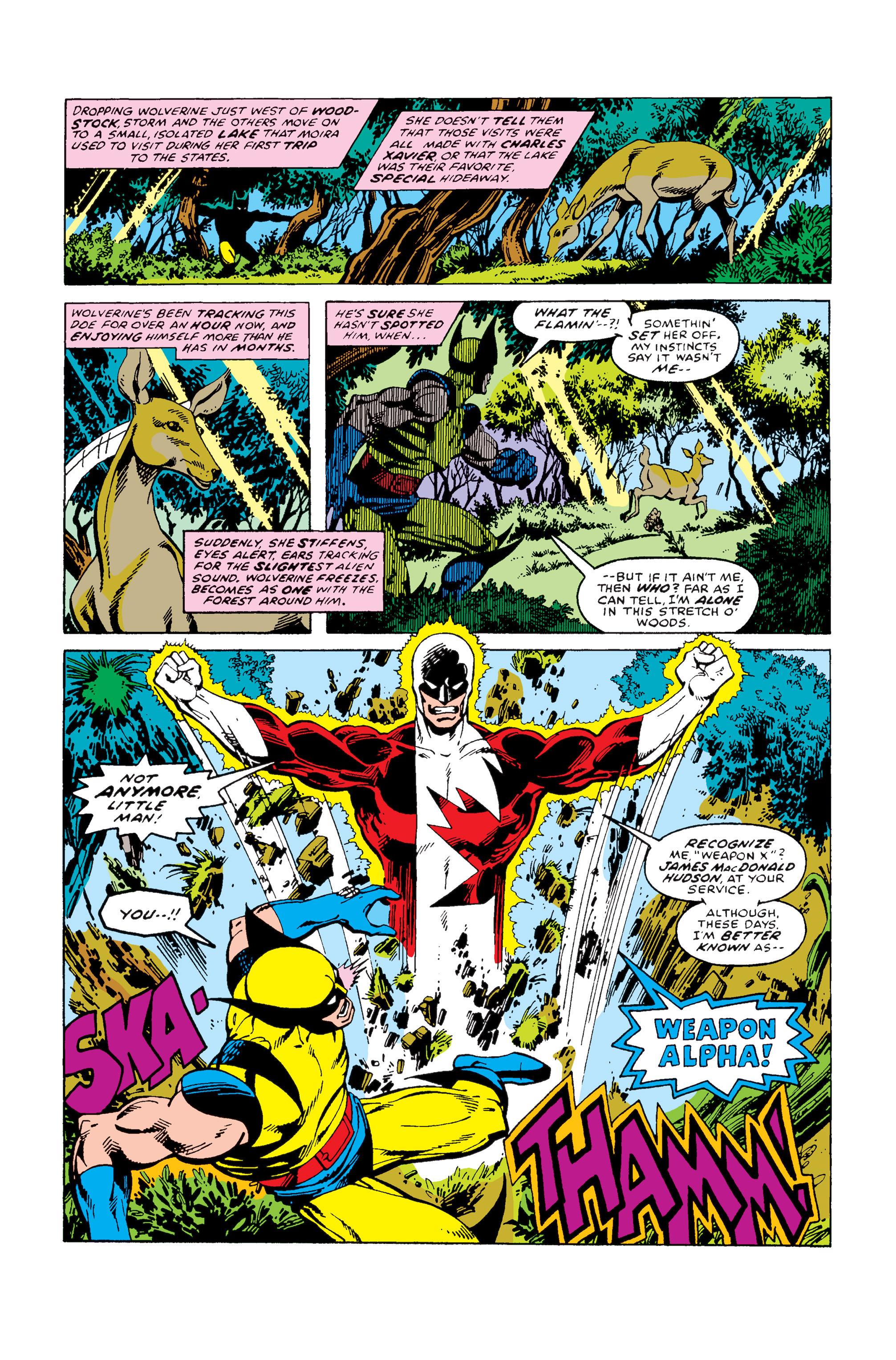 Read online Uncanny X-Men (1963) comic -  Issue #109 - 11