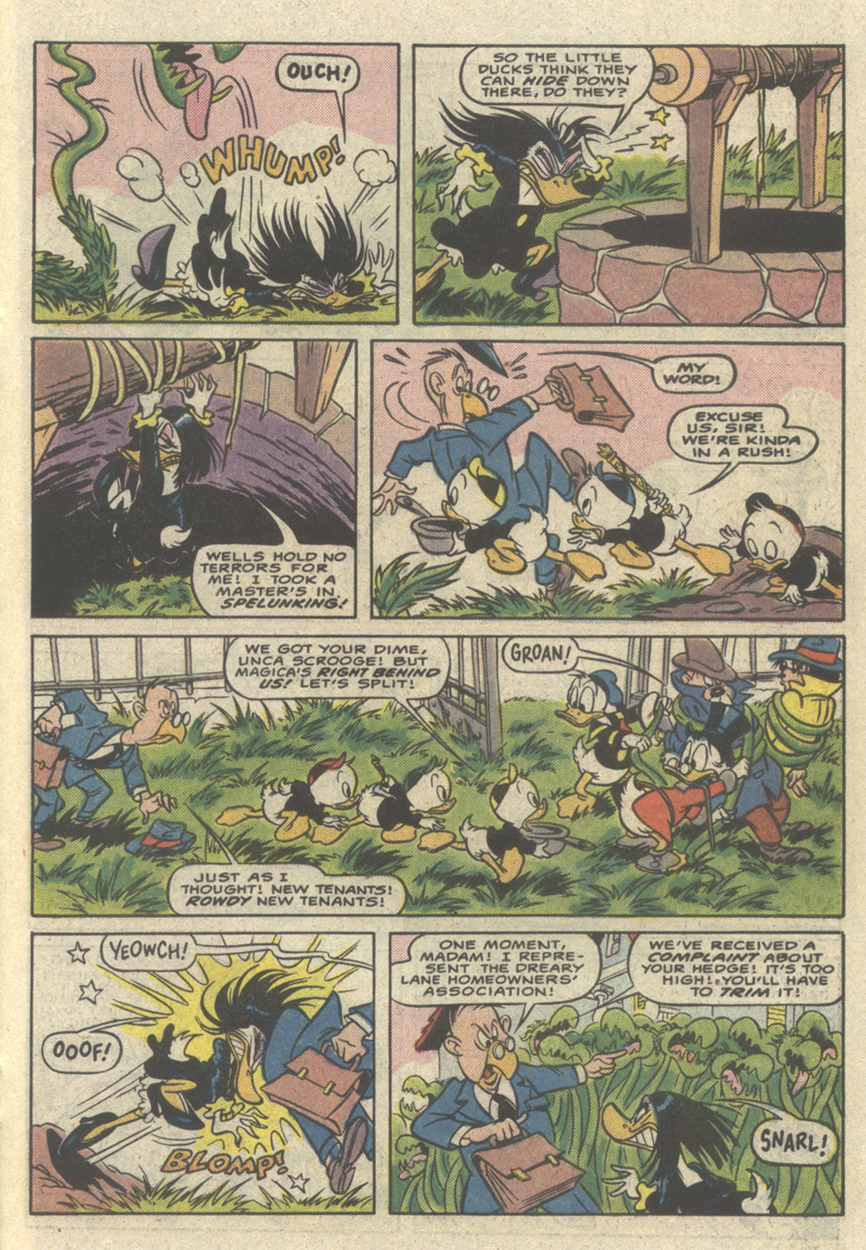 Read online Uncle Scrooge (1953) comic -  Issue #221 - 23