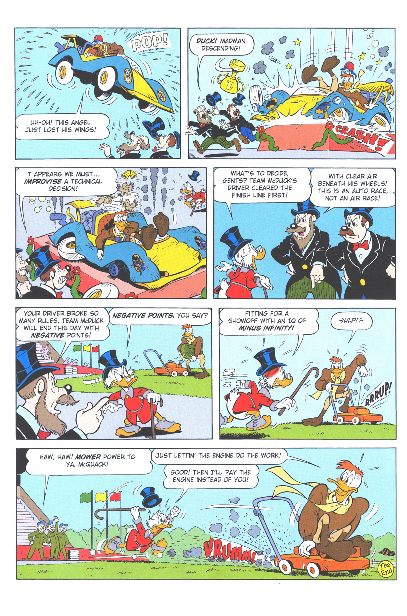 Read online Uncle Scrooge (1953) comic -  Issue #373 - 30