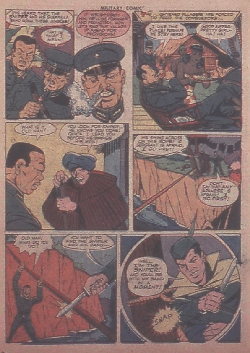 Military Comics issue 31 - Page 23