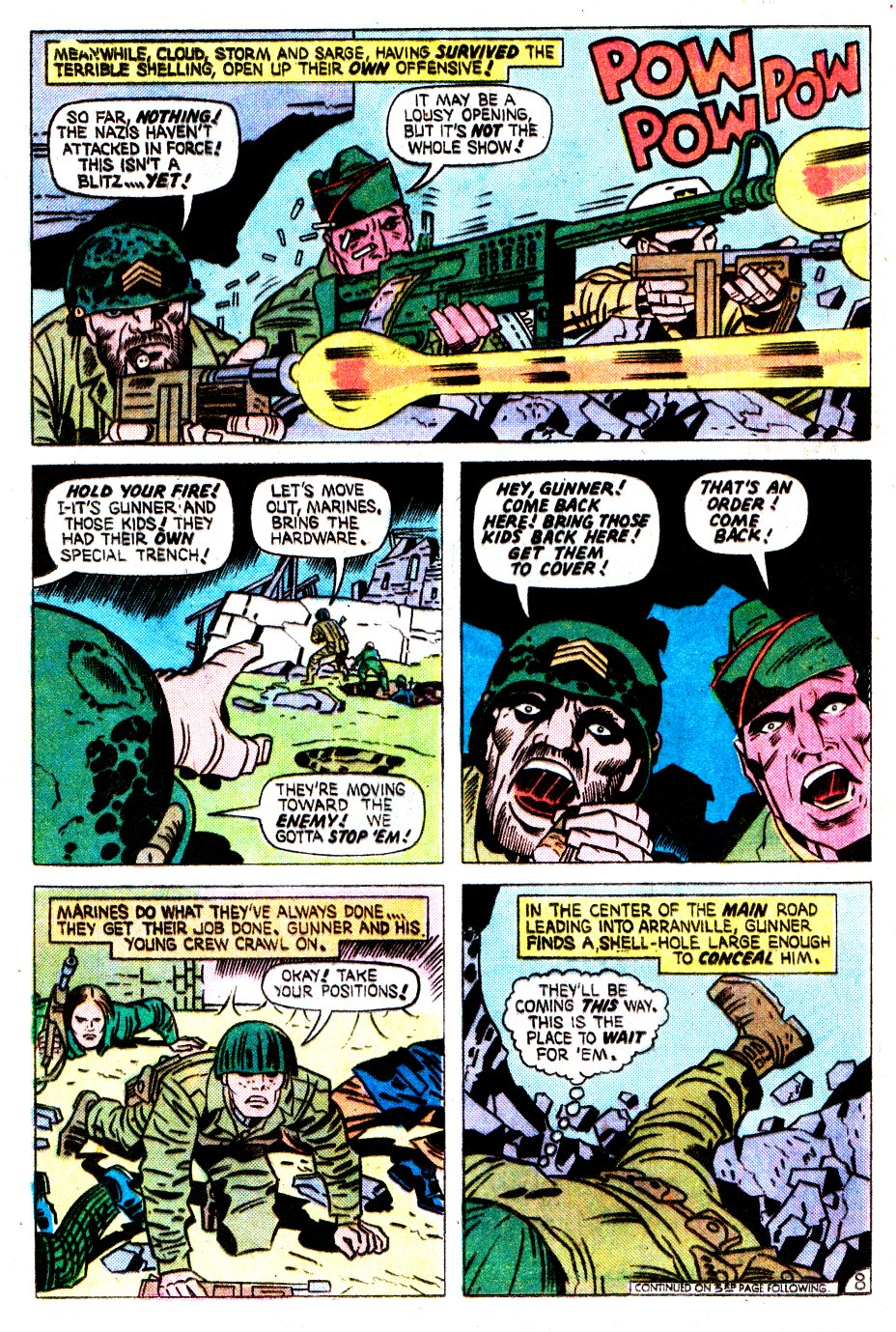 Our Fighting Forces (1954) issue 162 - Page 12