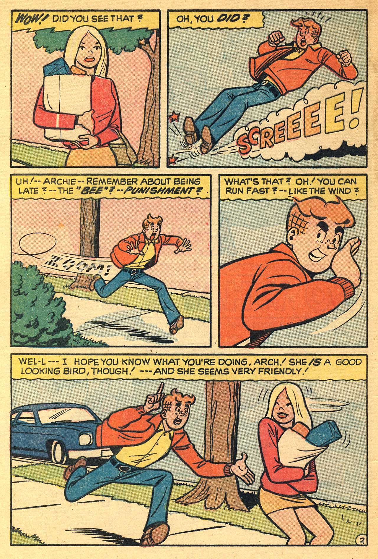 Read online Archie (1960) comic -  Issue #224 - 4