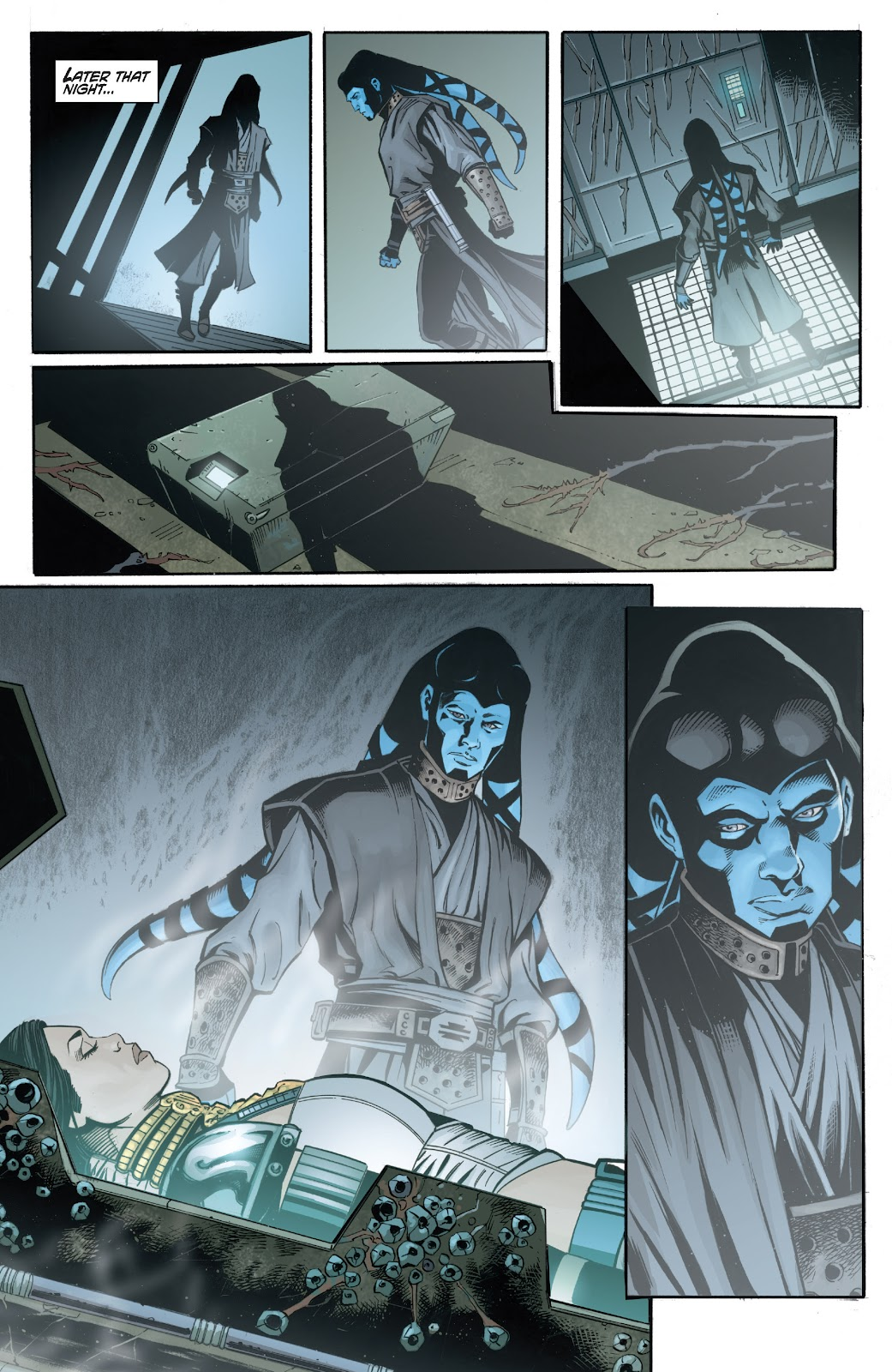 Read online Star Wars Legends: Legacy - Epic Collection comic -  Issue # TPB 2 (Part 3) - 33
