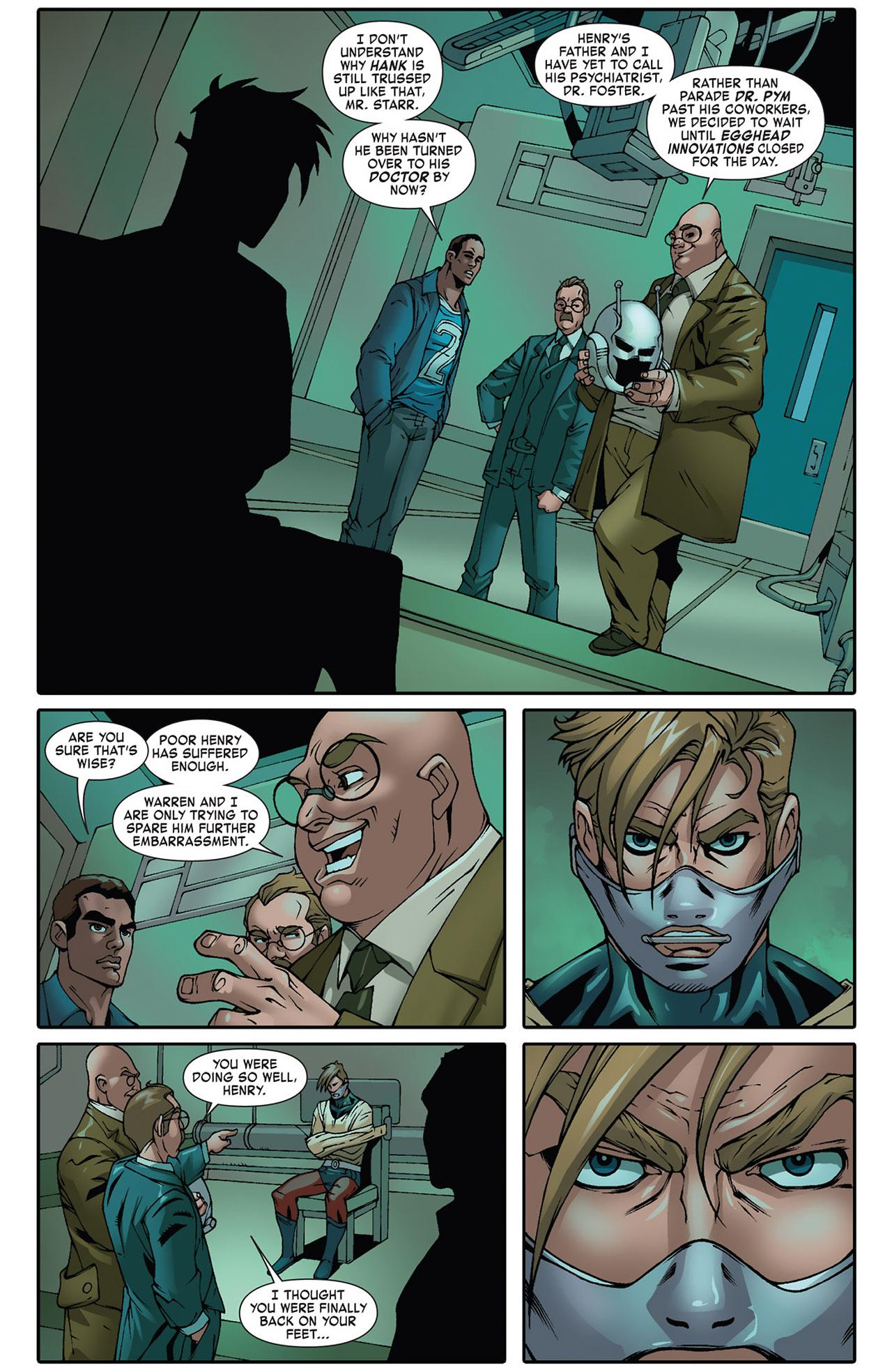 Read online Ant-Man: Season One comic -  Issue #Ant-Man: Season One Full - 60