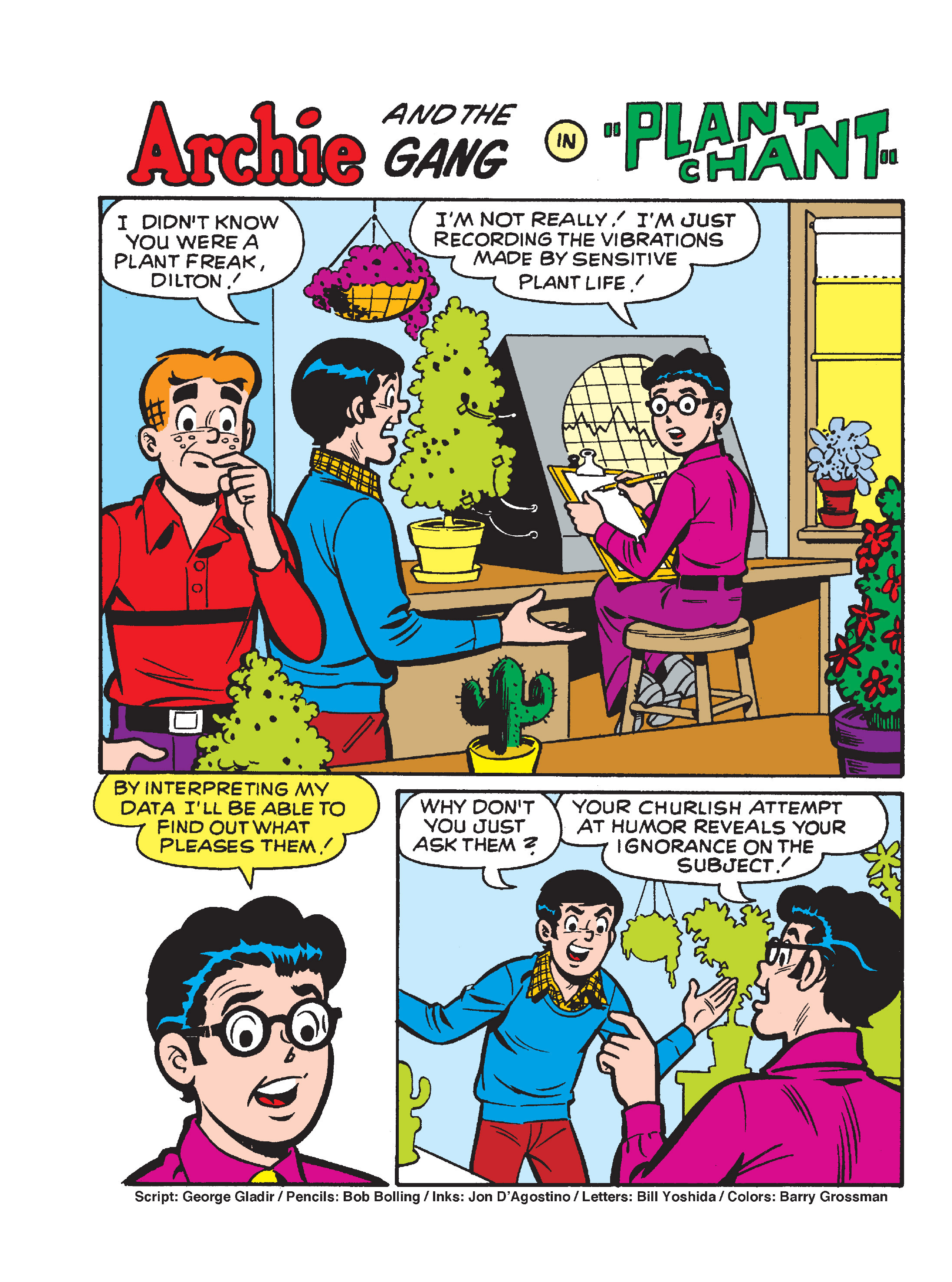 Read online Archie's Funhouse Double Digest comic -  Issue #15 - 98