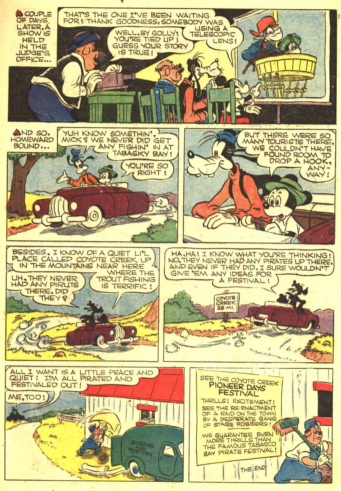 Walt Disney's Comics and Stories issue 193 - Page 33