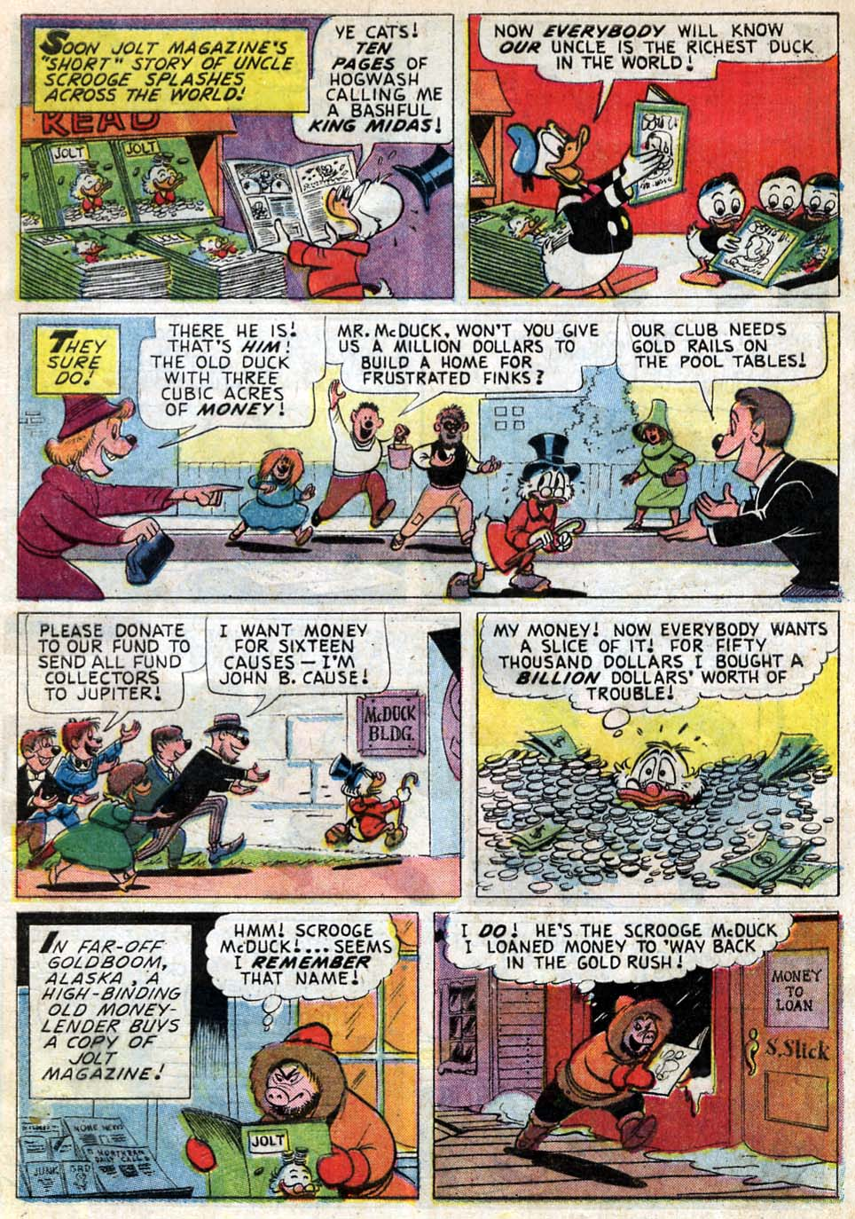 Read online Uncle Scrooge (1953) comic -  Issue #59 - 5