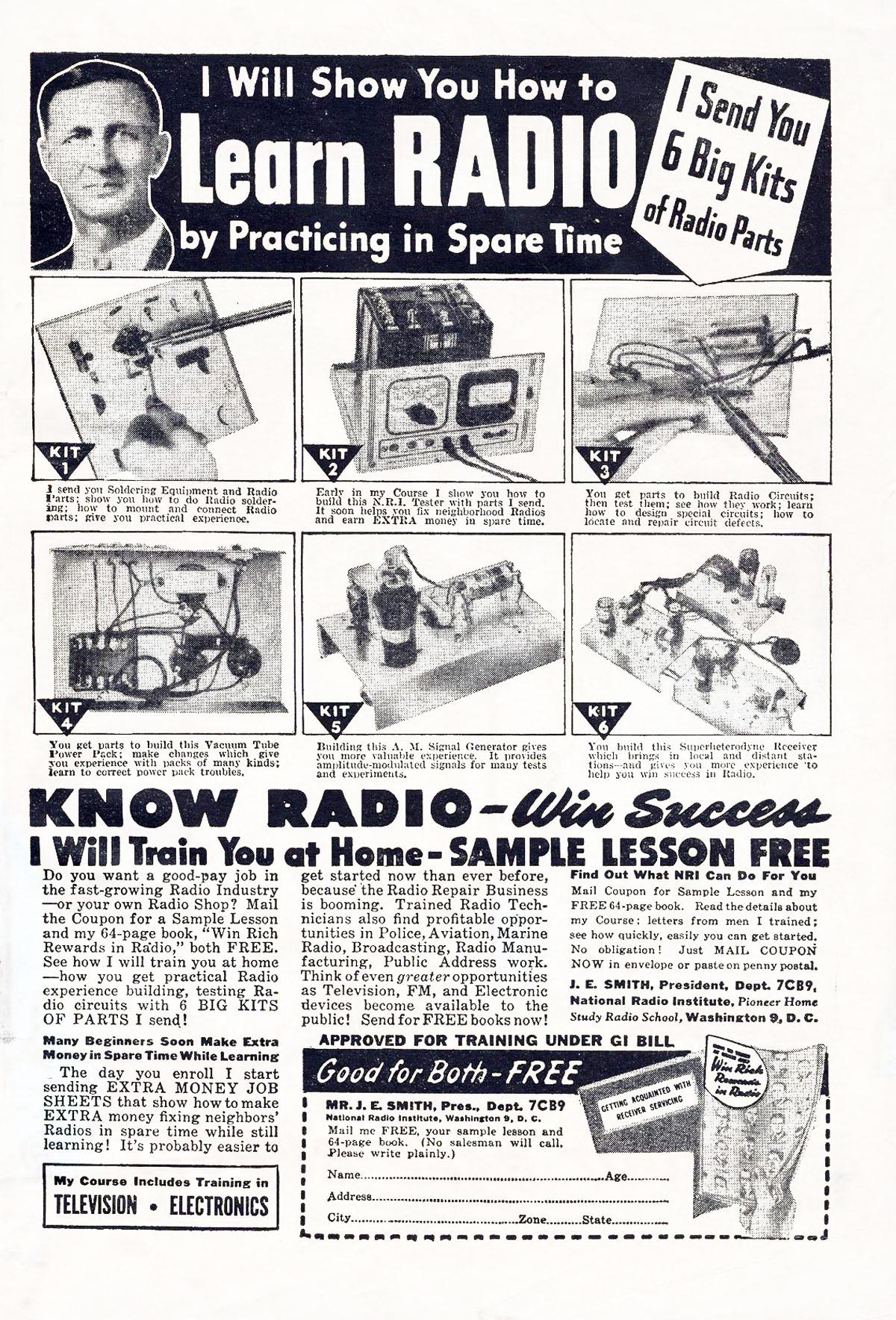 Read online Wonder Woman (1942) comic -  Issue #22 - 51