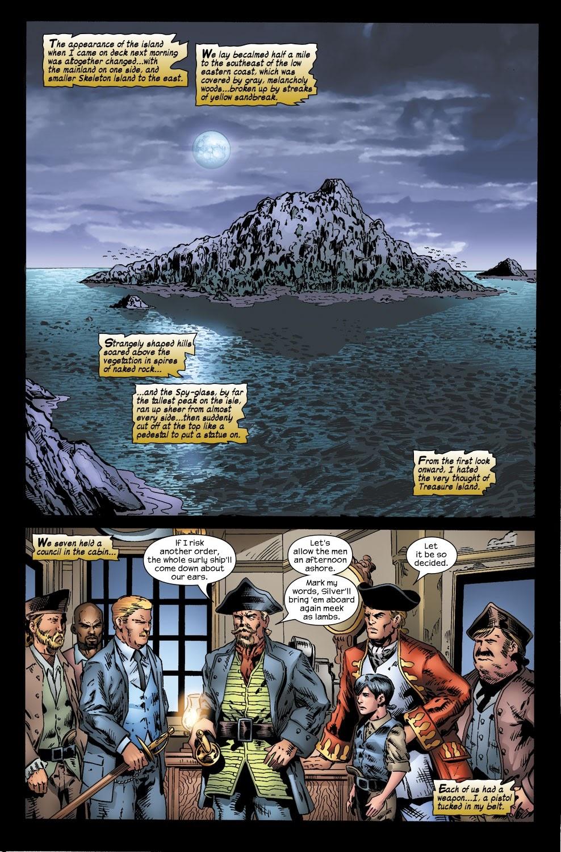 Read online Treasure Island comic -  Issue #3 - 3