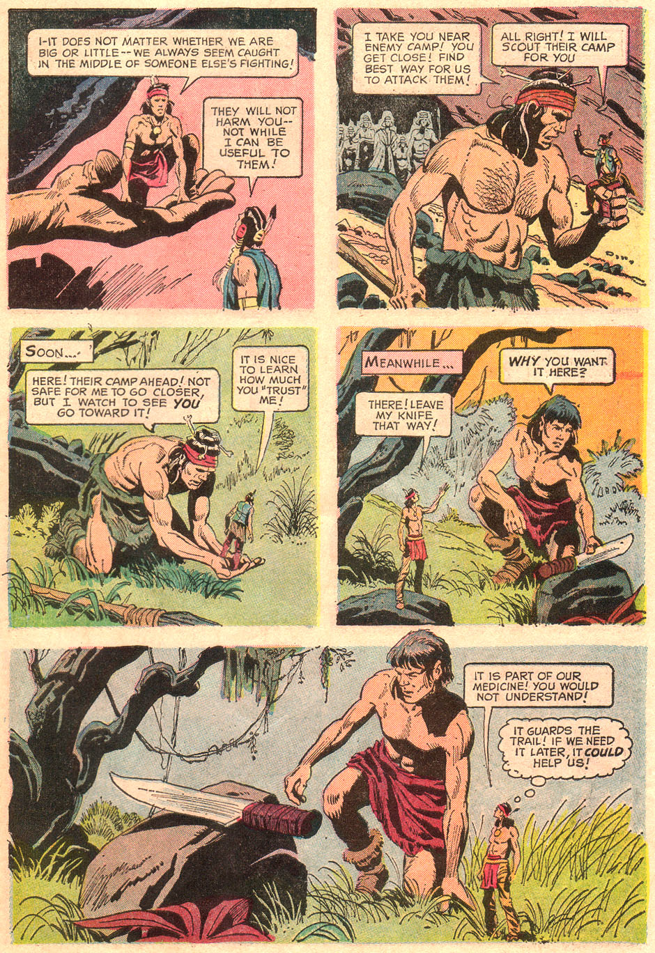 Read online Turok, Son of Stone comic -  Issue #67 - 27