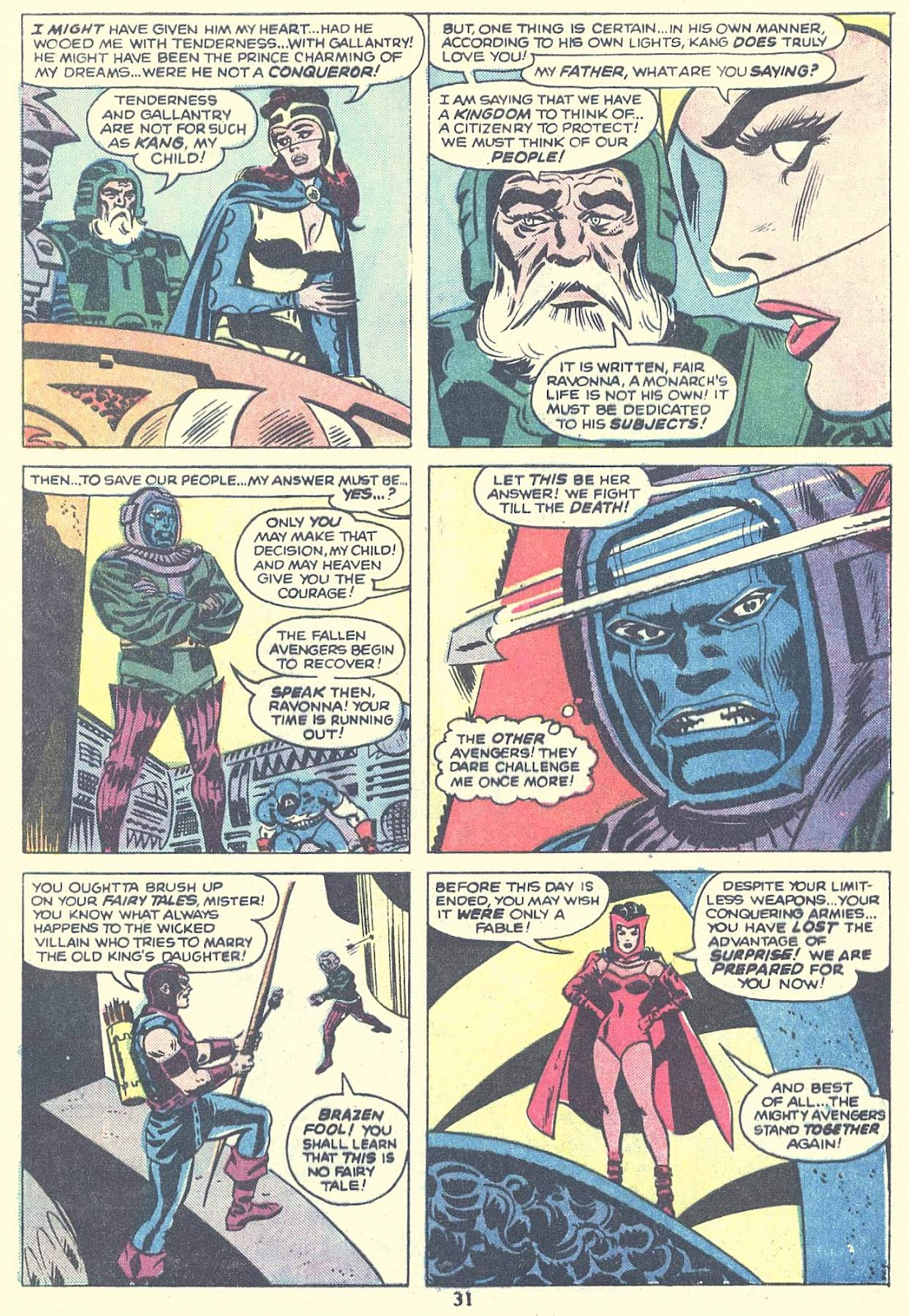 Marvel Triple Action (1972) issue 17 - Page 32