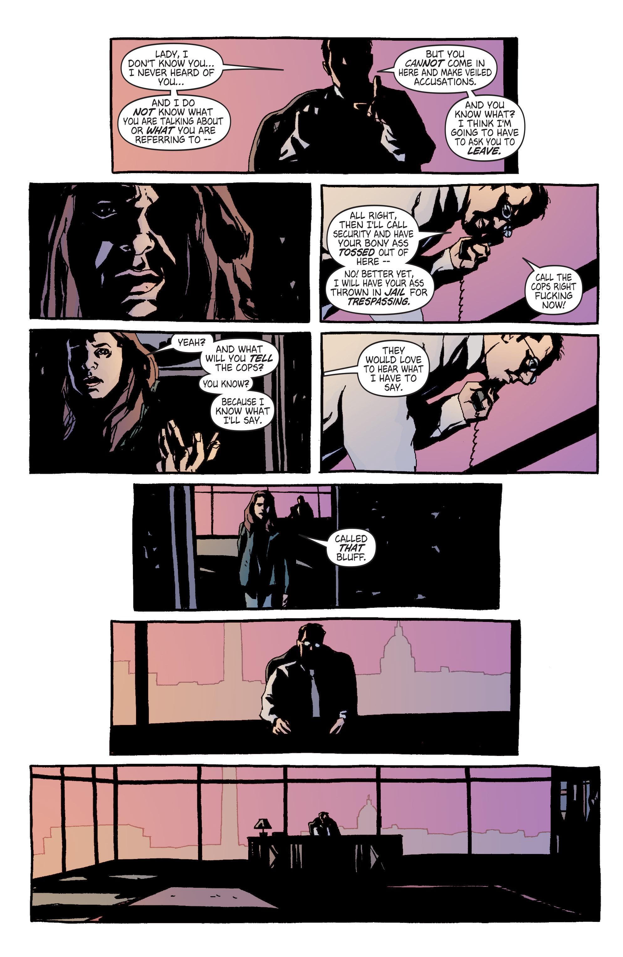 Read online Alias comic -  Issue #4 - 14