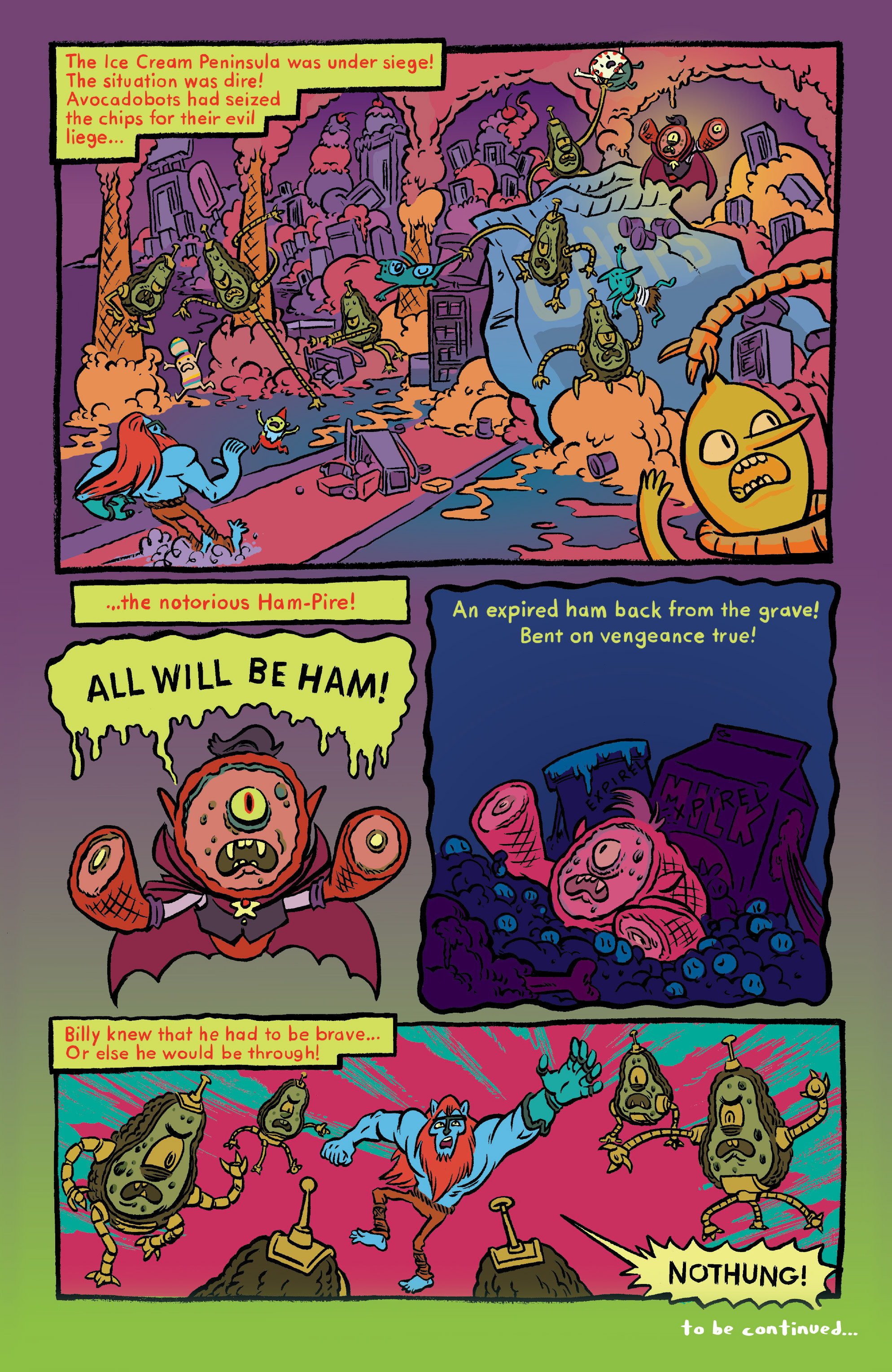 Read online Adventure Time comic -  Issue #20 - 26