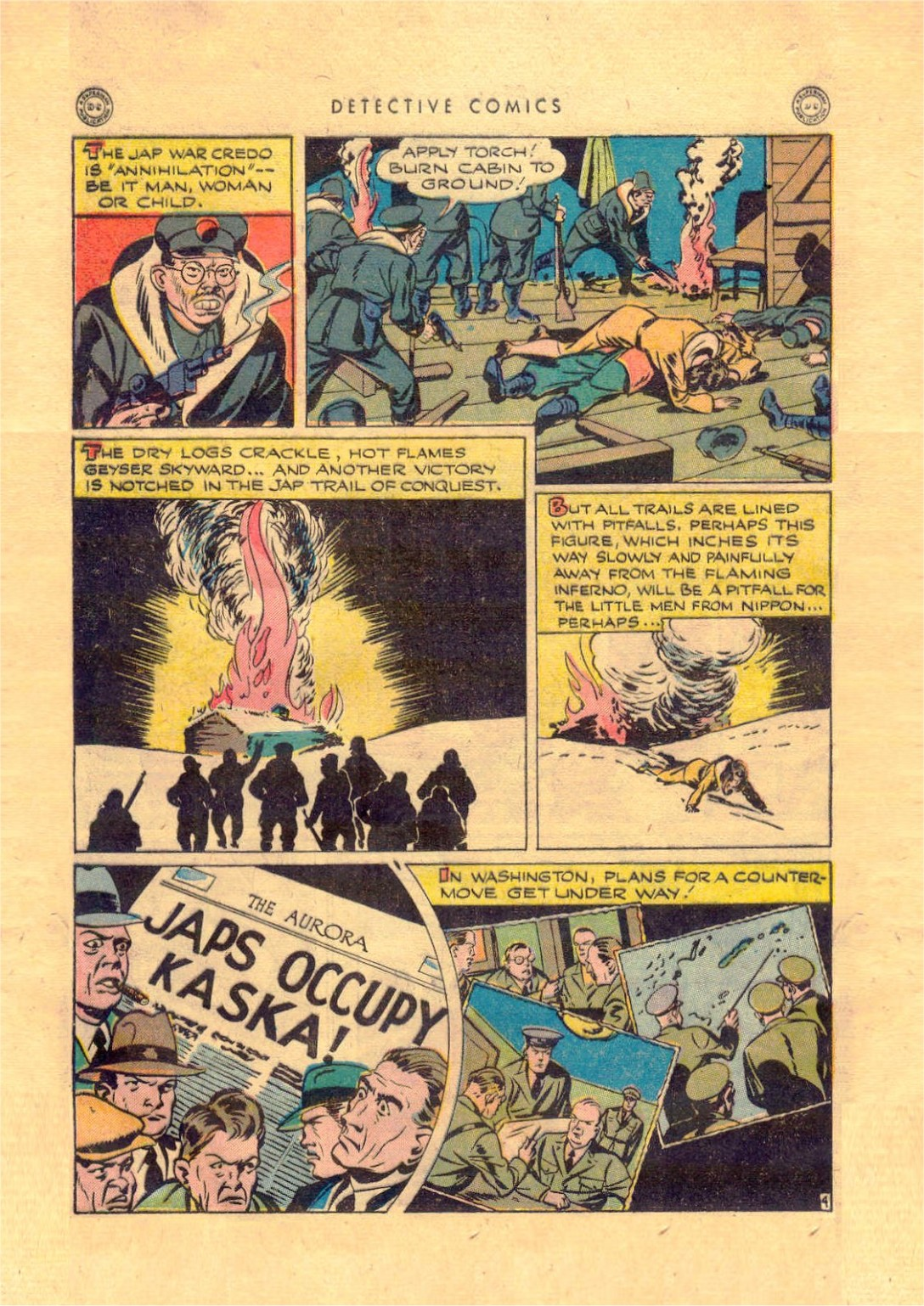Read online Detective Comics (1937) comic -  Issue #92 - 42