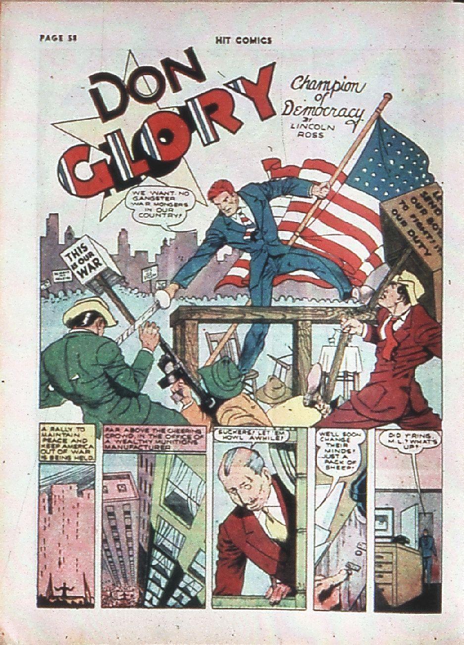 Read online Hit Comics comic -  Issue #10 - 60