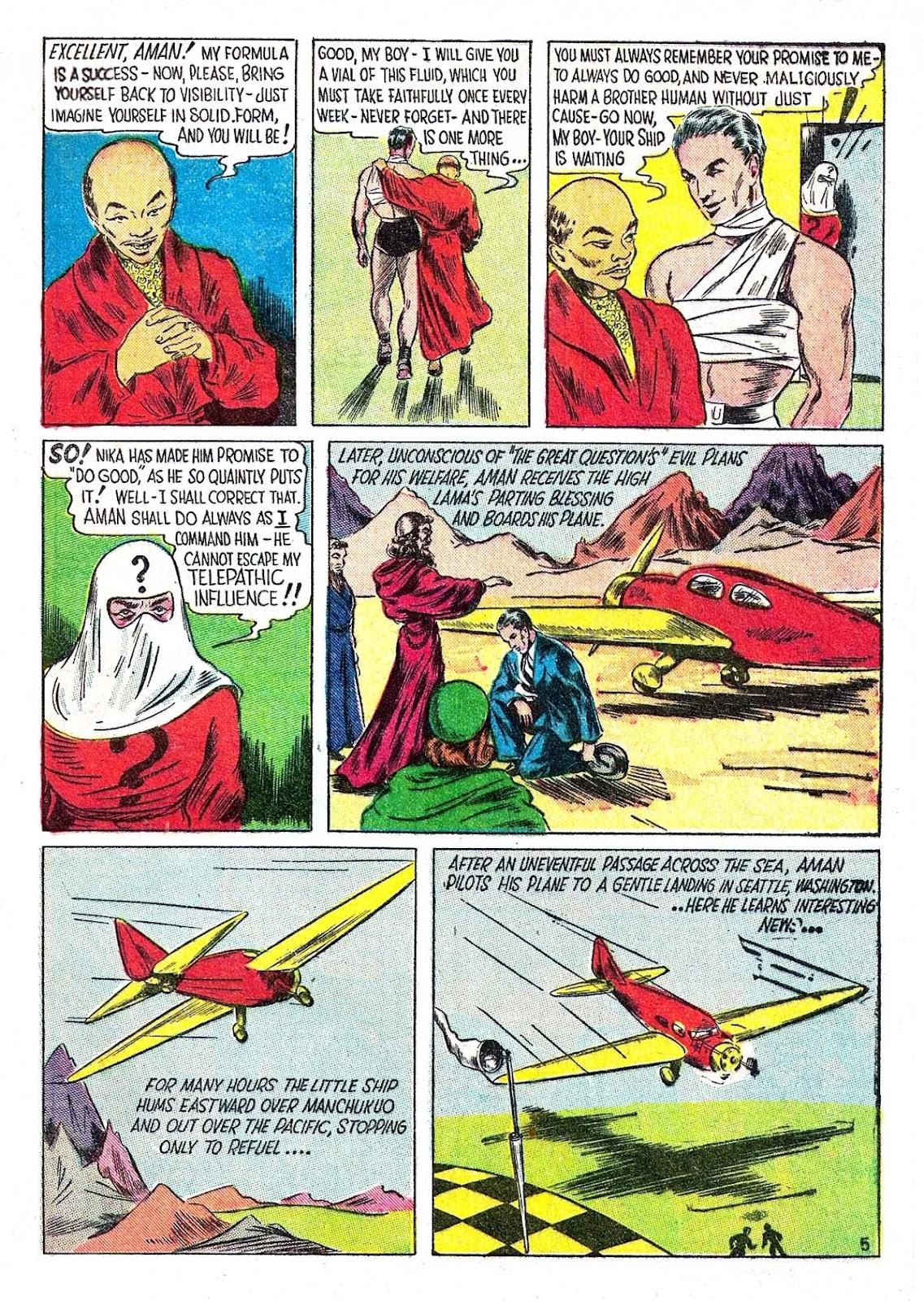 Amazing Man Comics issue 5 - Page 7