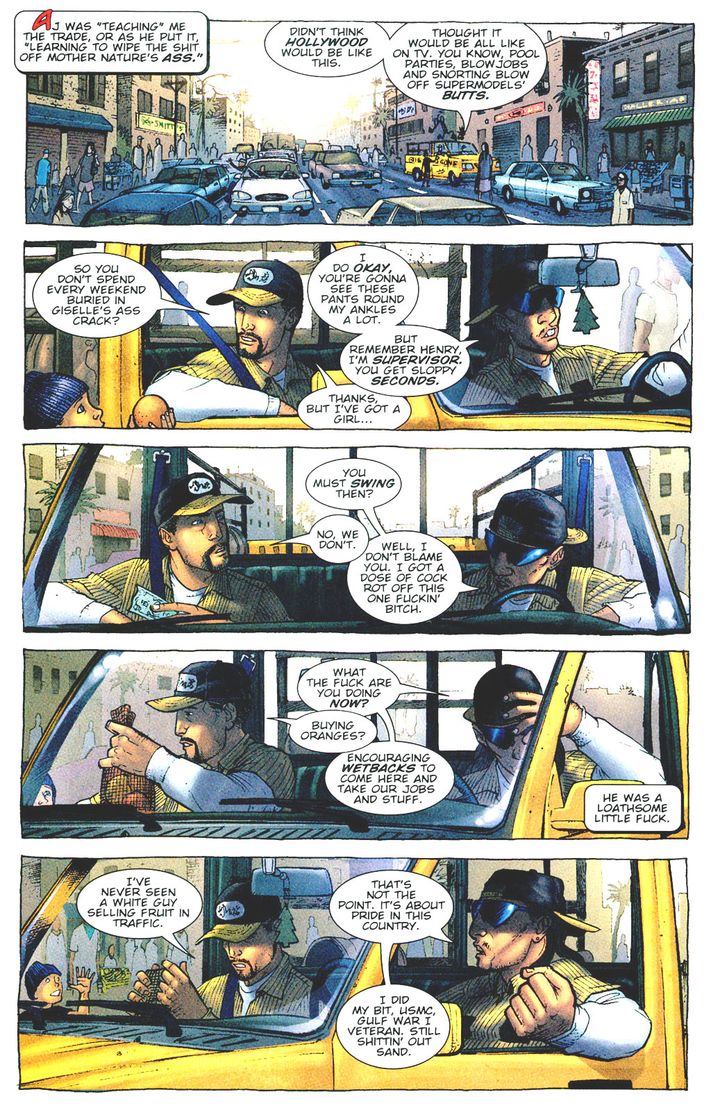 Read online The Exterminators comic -  Issue #1 - 7