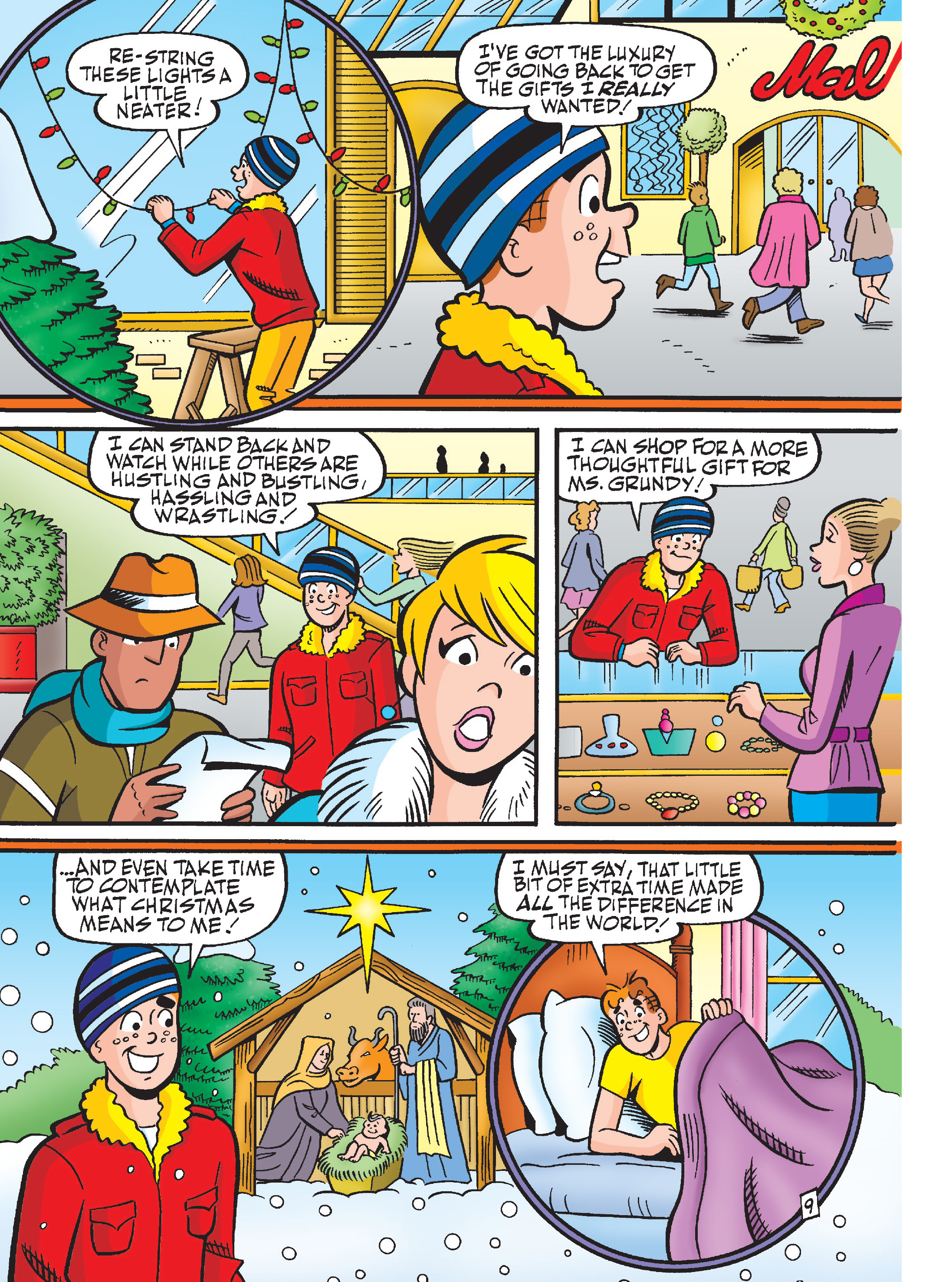 Read online Archie's Funhouse Double Digest comic -  Issue #23 - 43
