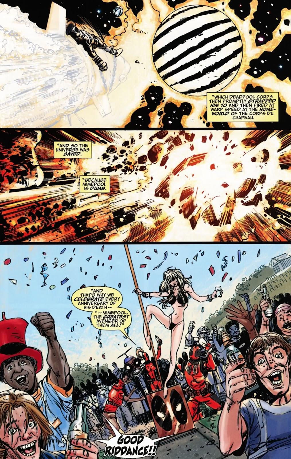 Read online Deadpool (2008) comic -  Issue #1000 - 41