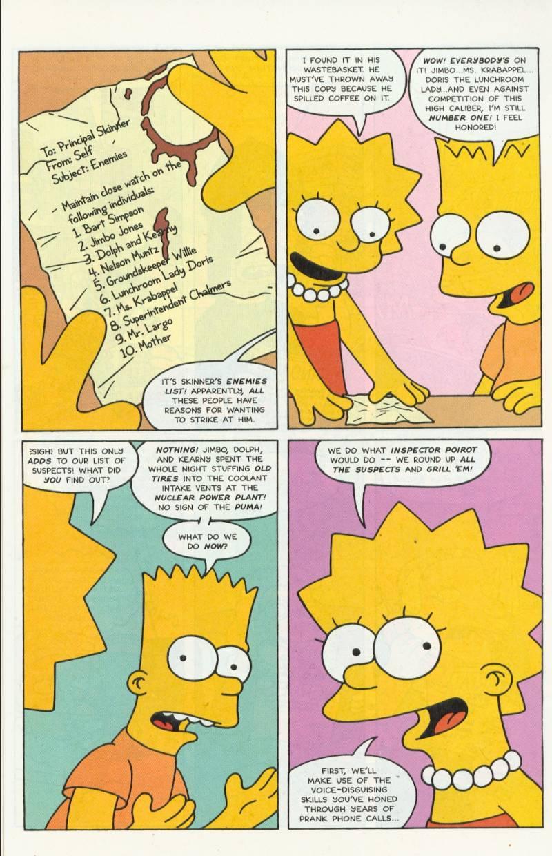 Read online Simpsons Comics comic -  Issue #3 - 16