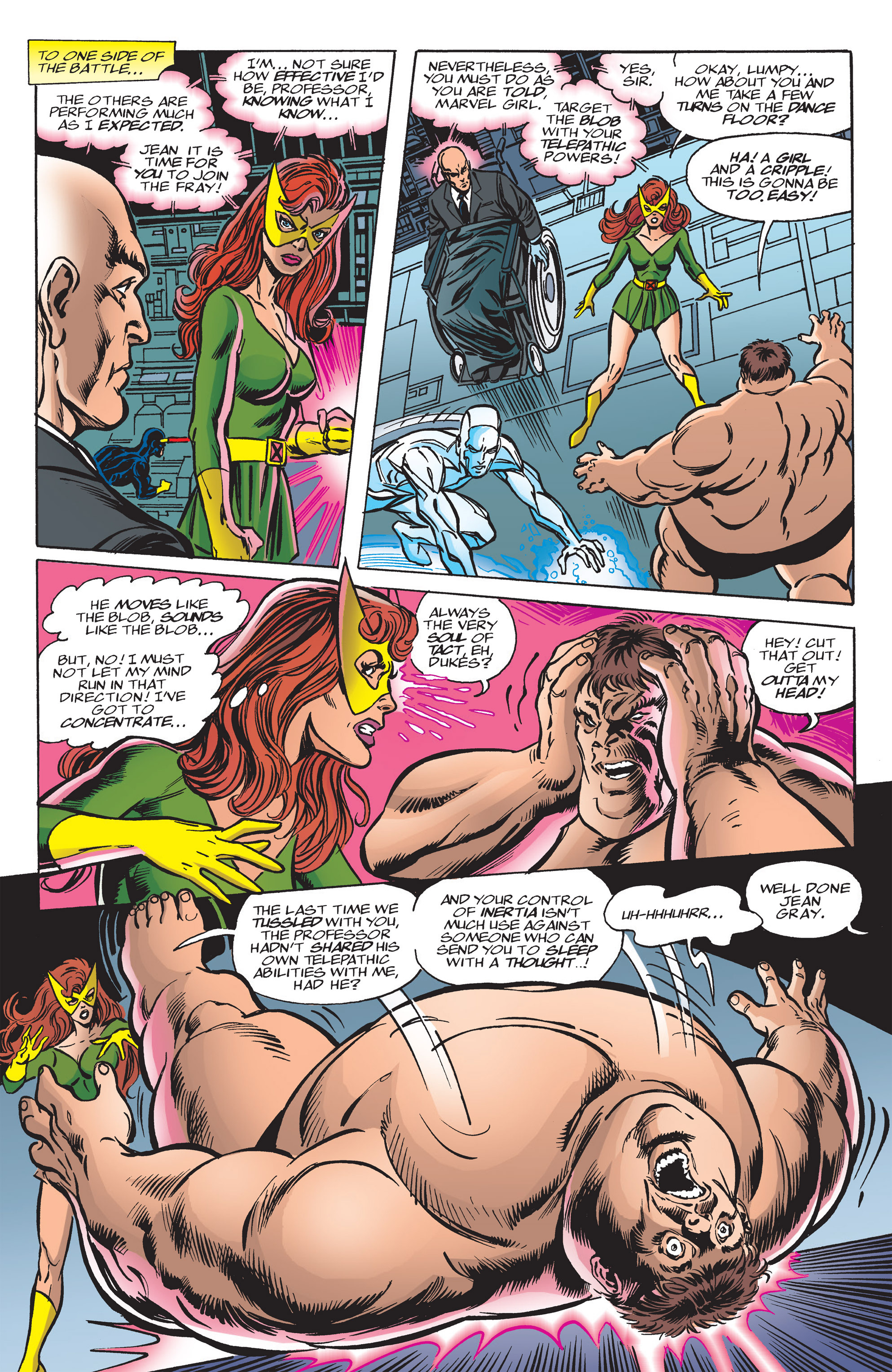 X-Men (1991) 94 Page 28