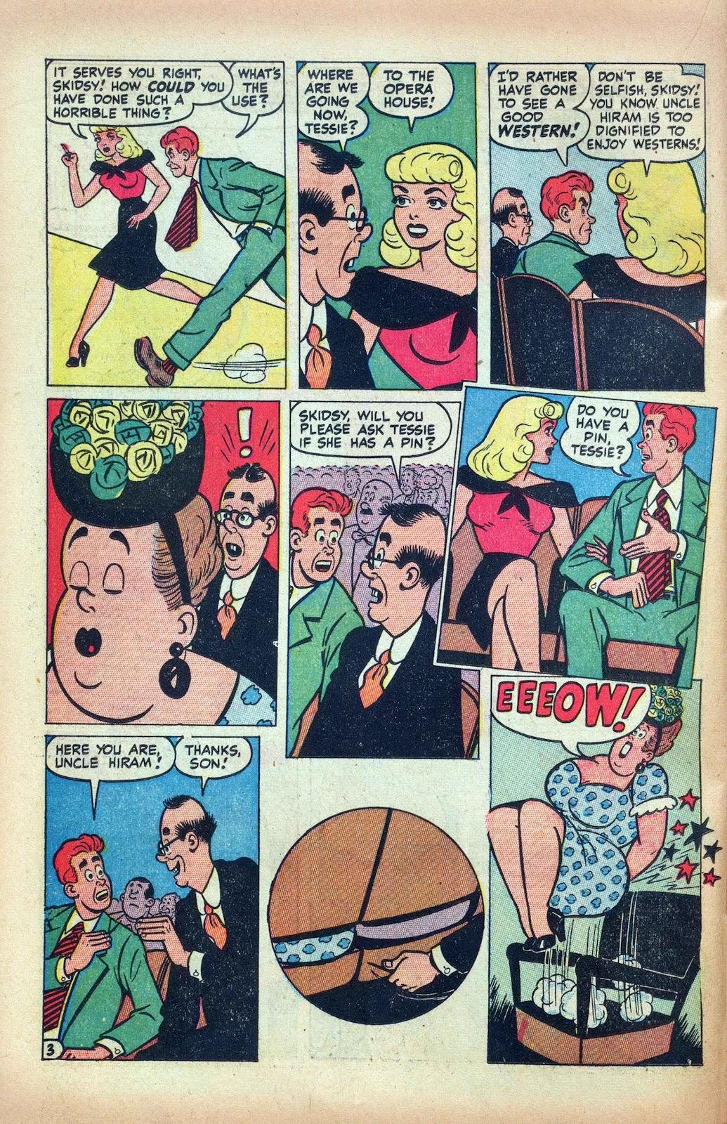 Tessie the Typist issue 16 - Page 34