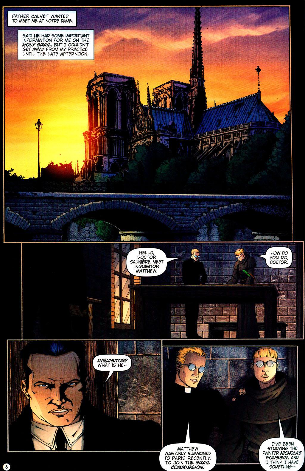 Read online Rex Mundi comic -  Issue #12 - 10