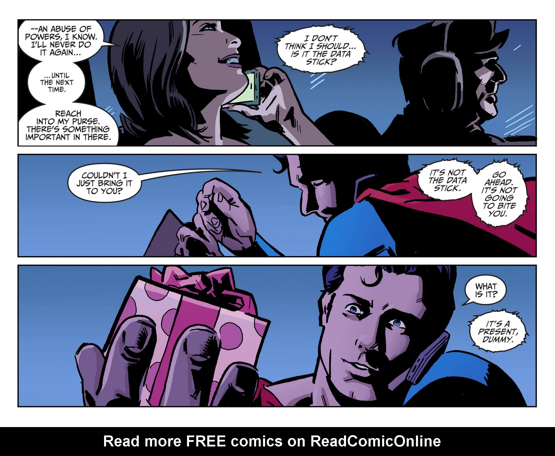 Read online Adventures of Superman [I] comic -  Issue #50 - 8