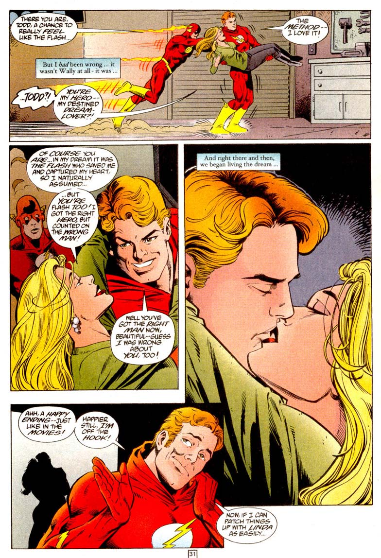 Read online The Flash (1987) comic -  Issue # _Annual 10 - 32