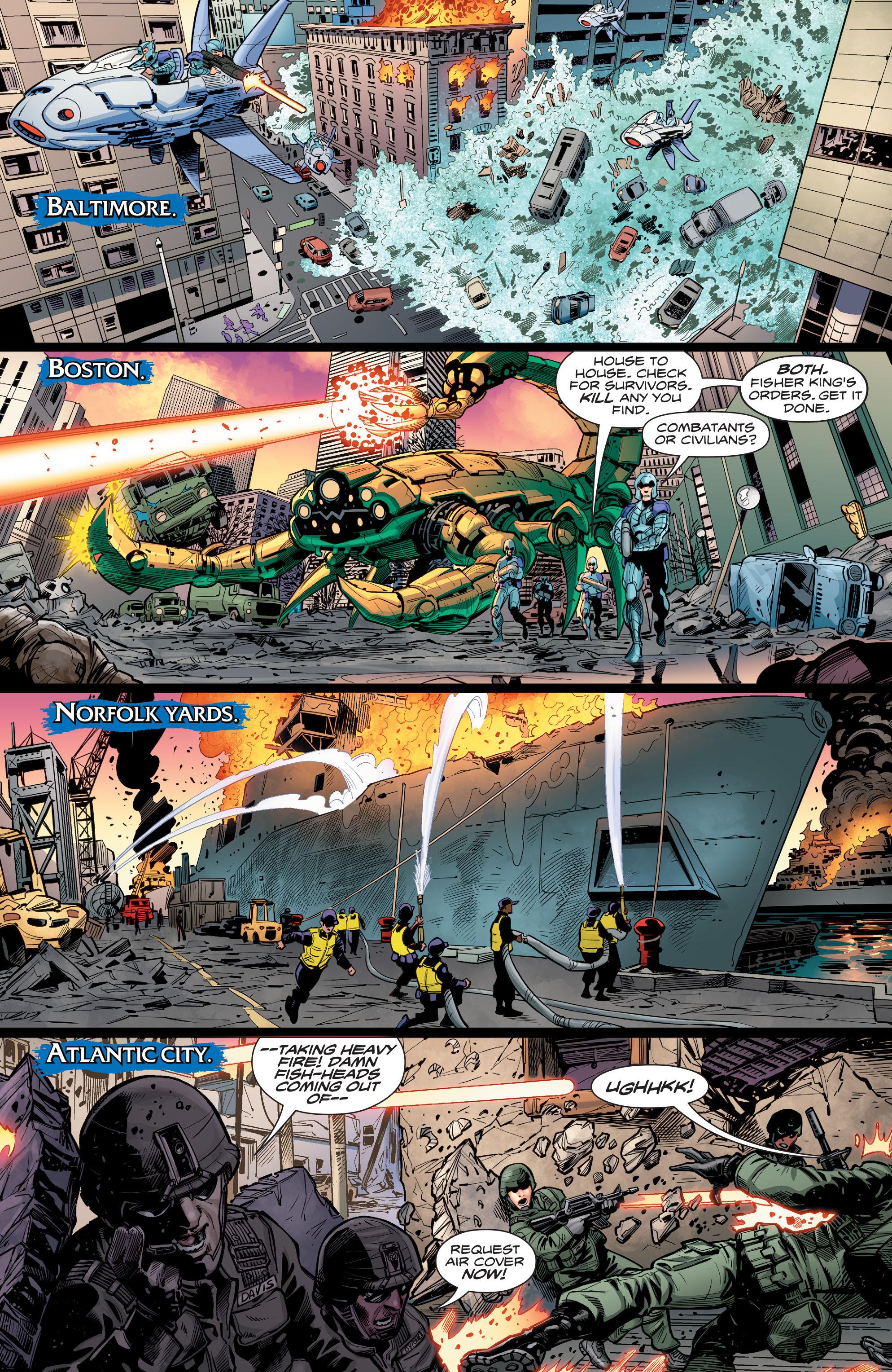 Read online Aquaman (2016) comic -  Issue #12 - 4