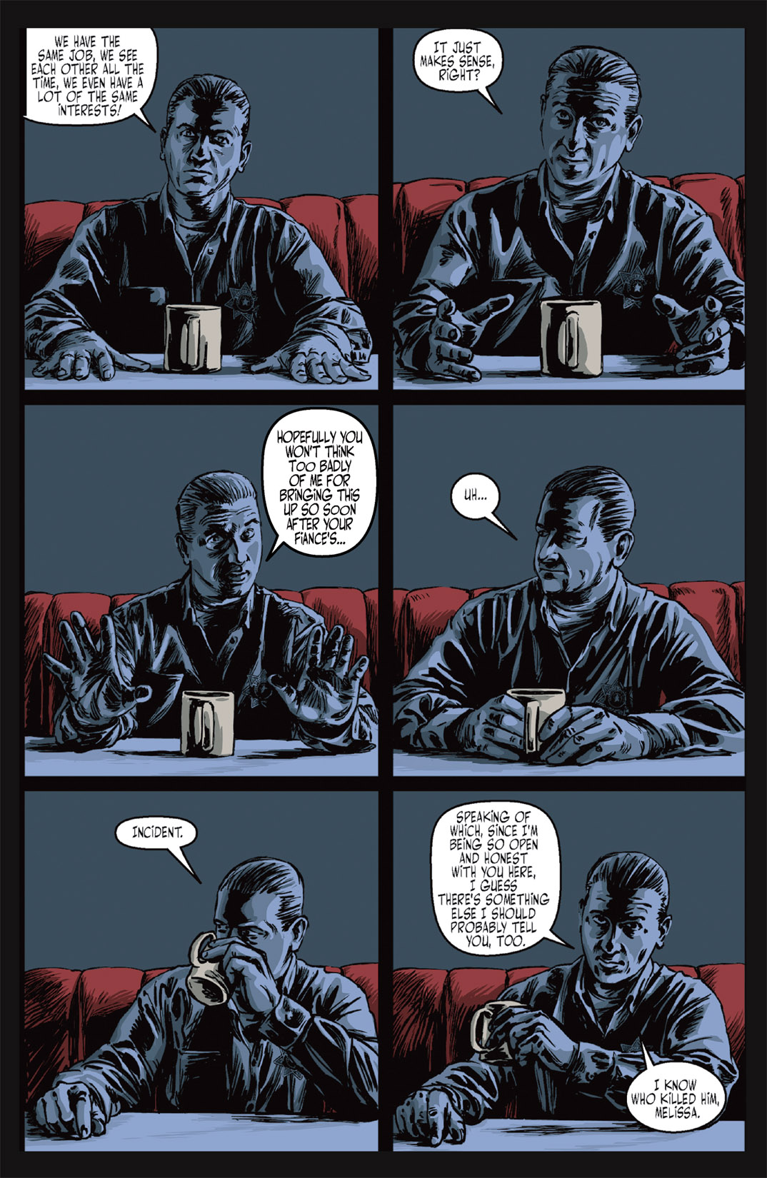 Read online Nightmare World comic -  Issue # Vol. 1 Thirteen Tales of Terror - 64