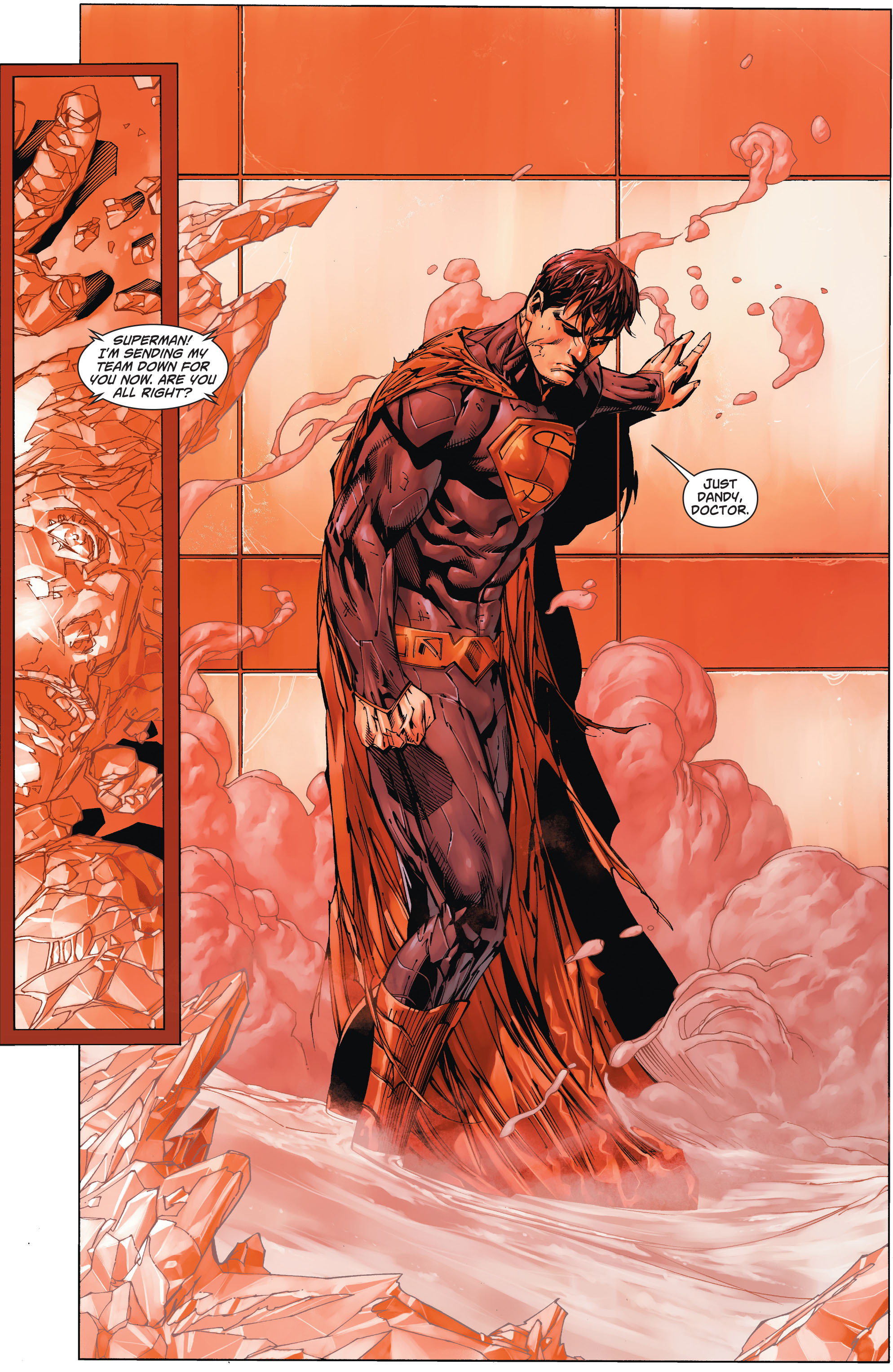 Read online Action Comics (2011) comic -  Issue #20 - 14