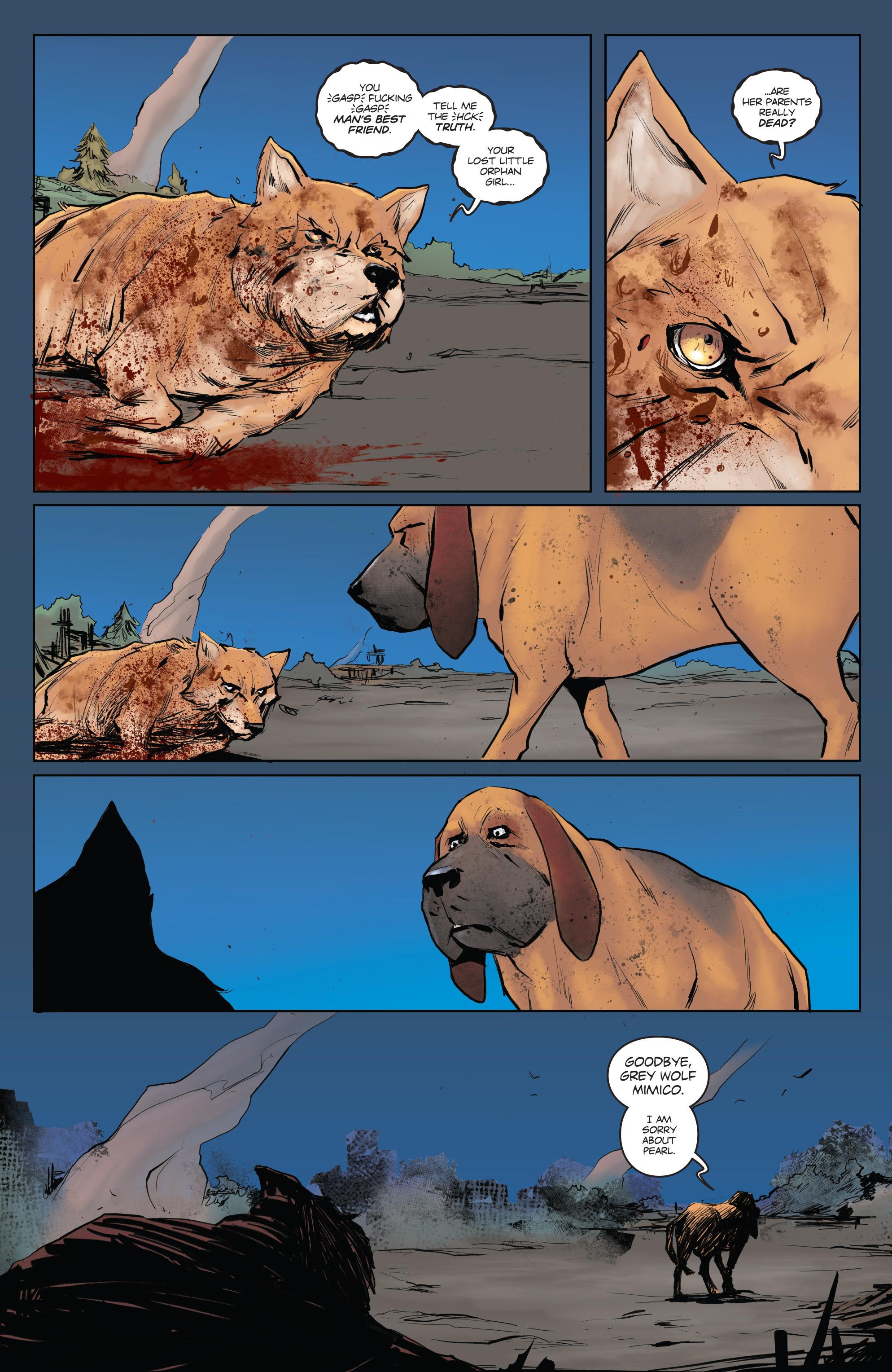 Read online Animosity comic -  Issue #4 - 18
