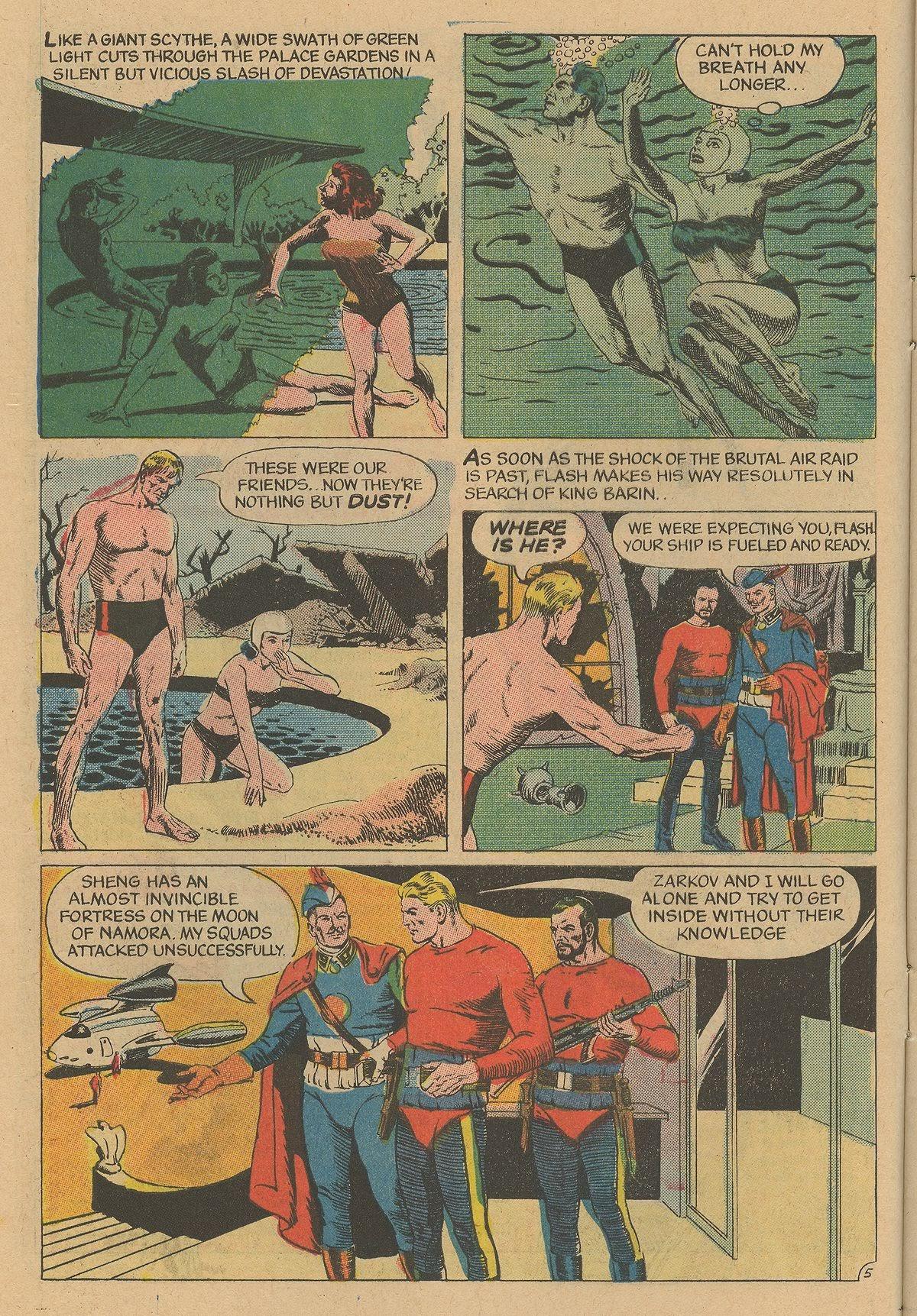 Flash Gordon (1969) issue 12 - Page 8