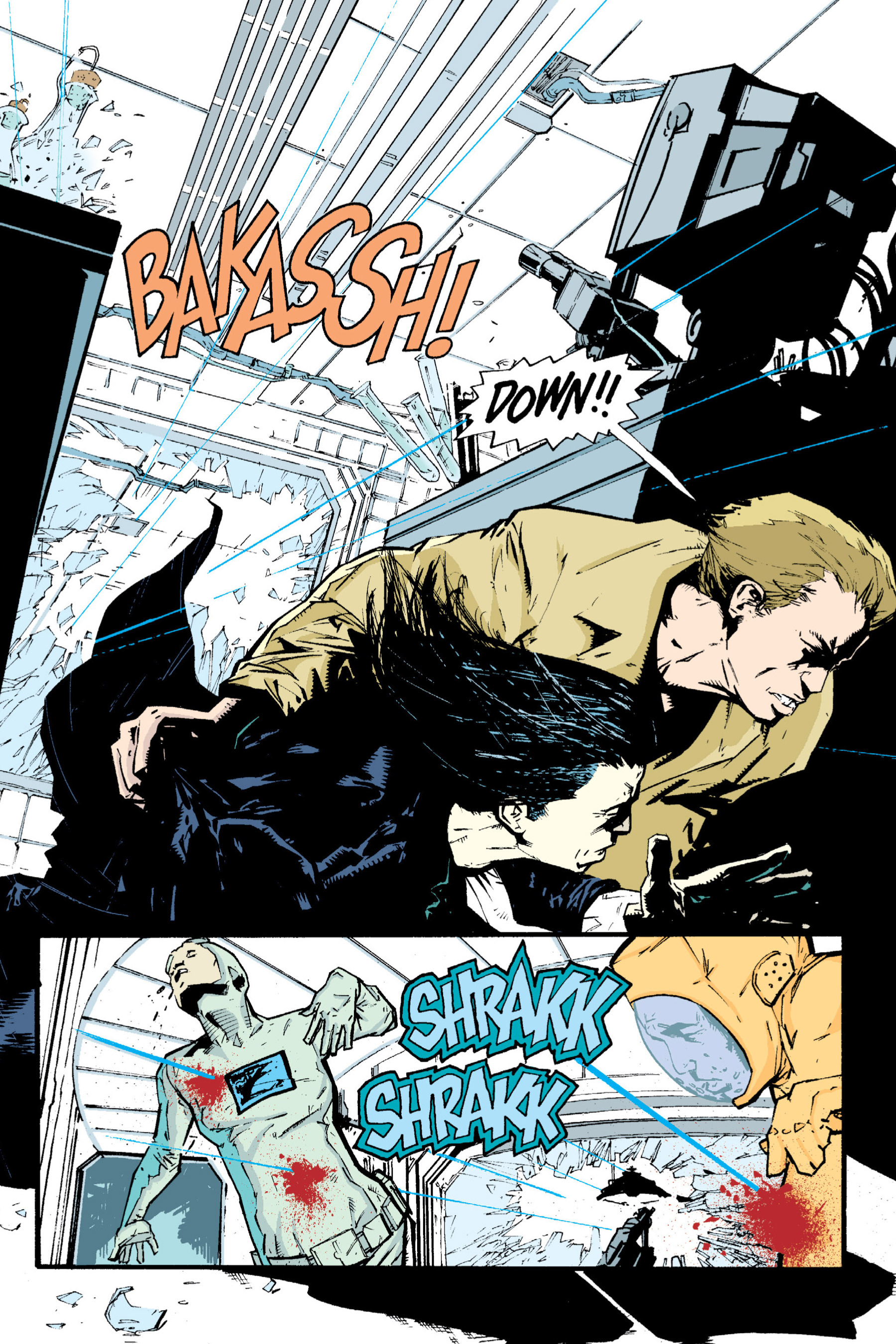 Read online Aliens vs. Predator Omnibus comic -  Issue # _TPB 1 Part 4 - 69