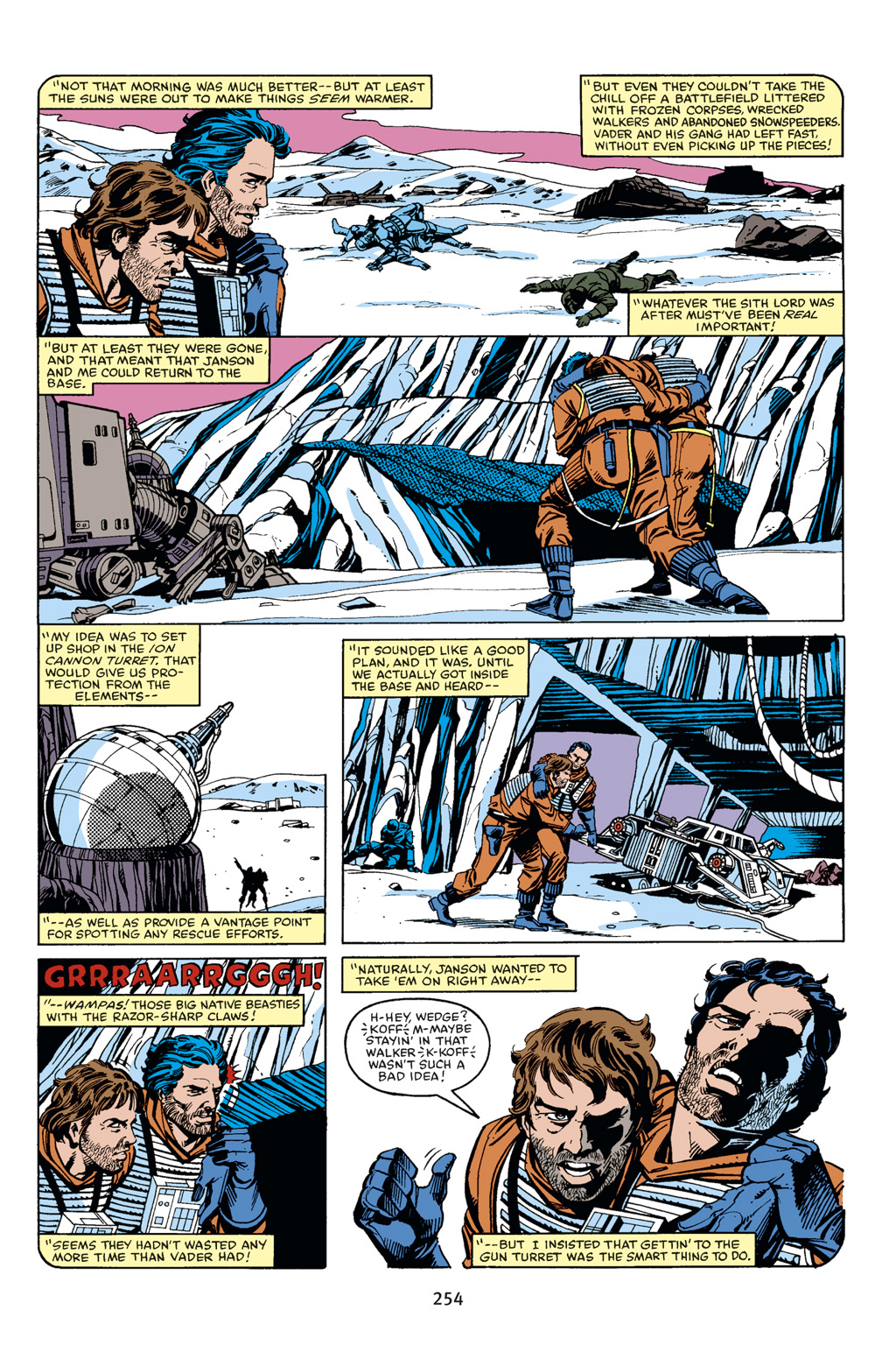 Read online Star Wars Omnibus comic -  Issue # Vol. 18 - 239