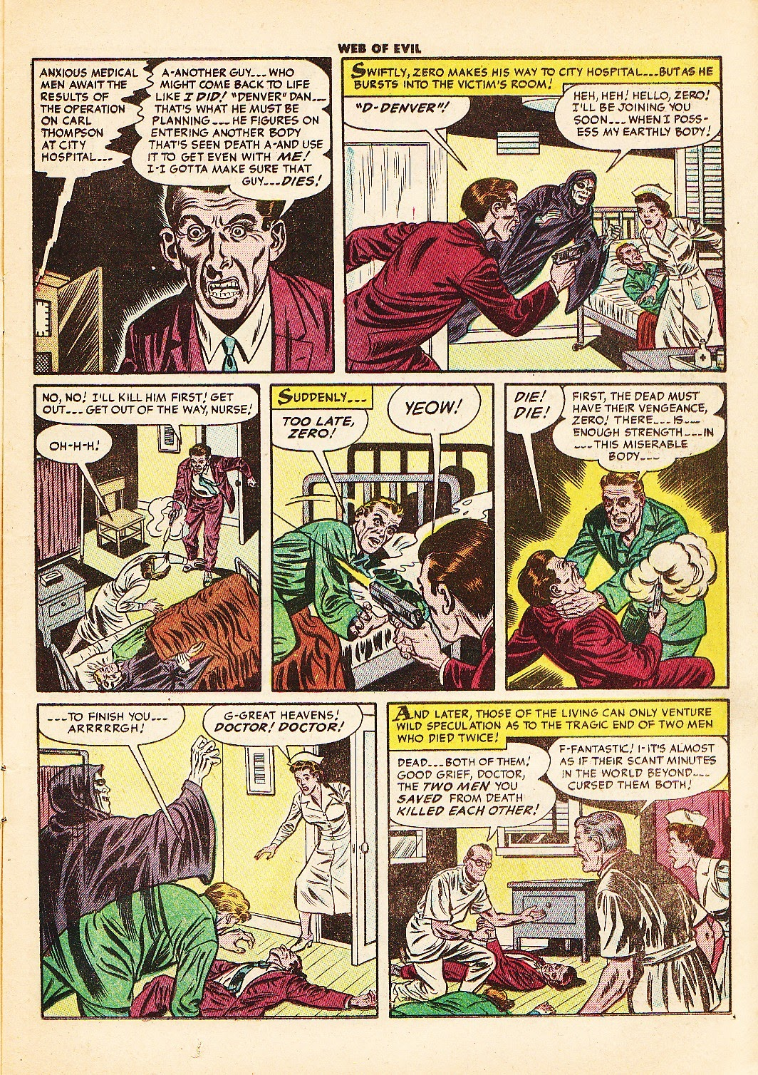 Web of Evil issue 18 - Page 11