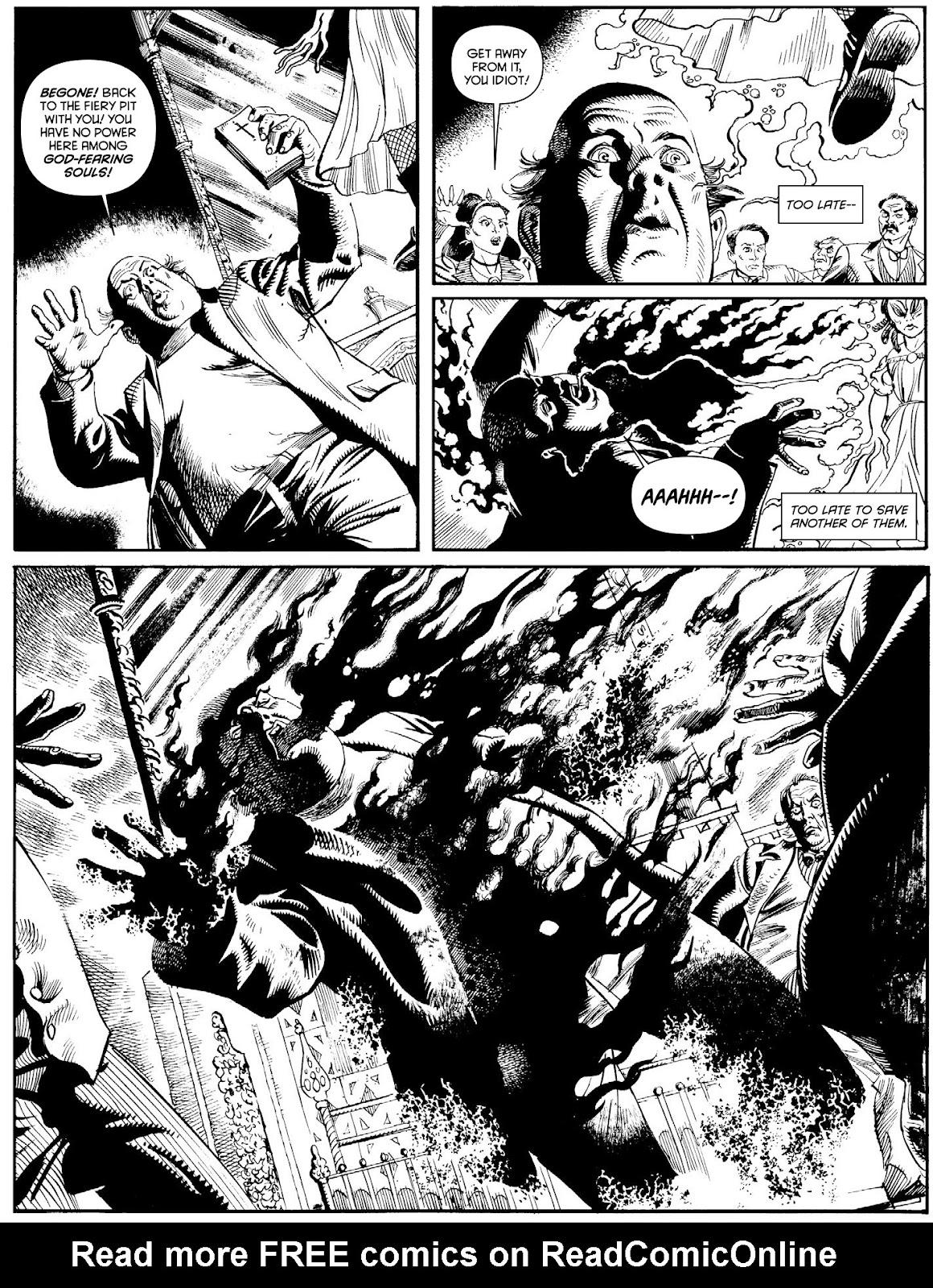 Judge Dredd Megazine (Vol. 5) issue 427 - Page 92
