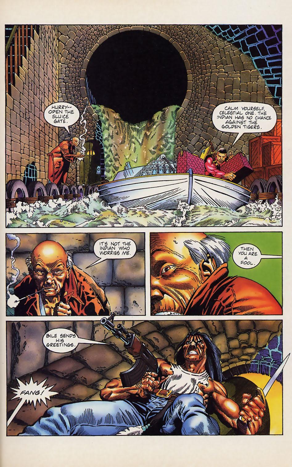 Read online Turok, Dinosaur Hunter (1993) comic -  Issue #12 - 14