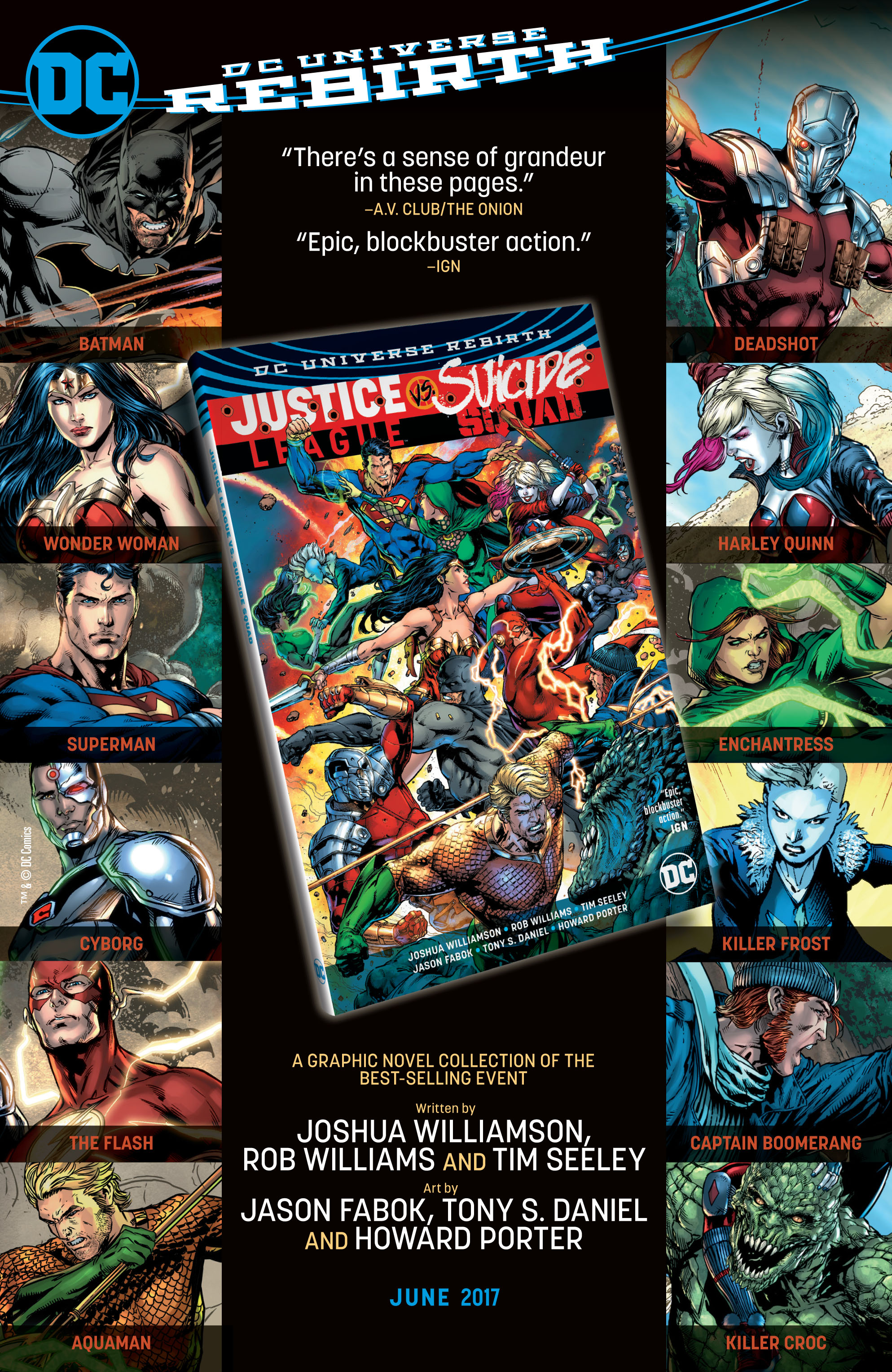 Read online Justice League of America (2017) comic -  Issue #7 - 2