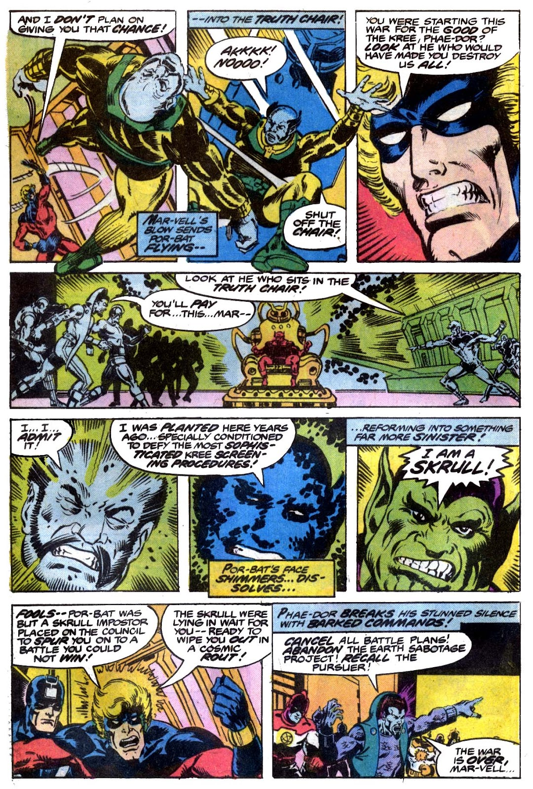 Captain Marvel (1968) issue 53 - Page 15