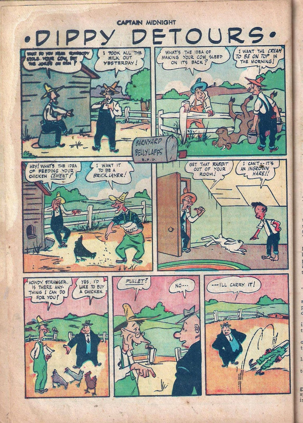 Captain Midnight (1942) issue 59 - Page 21