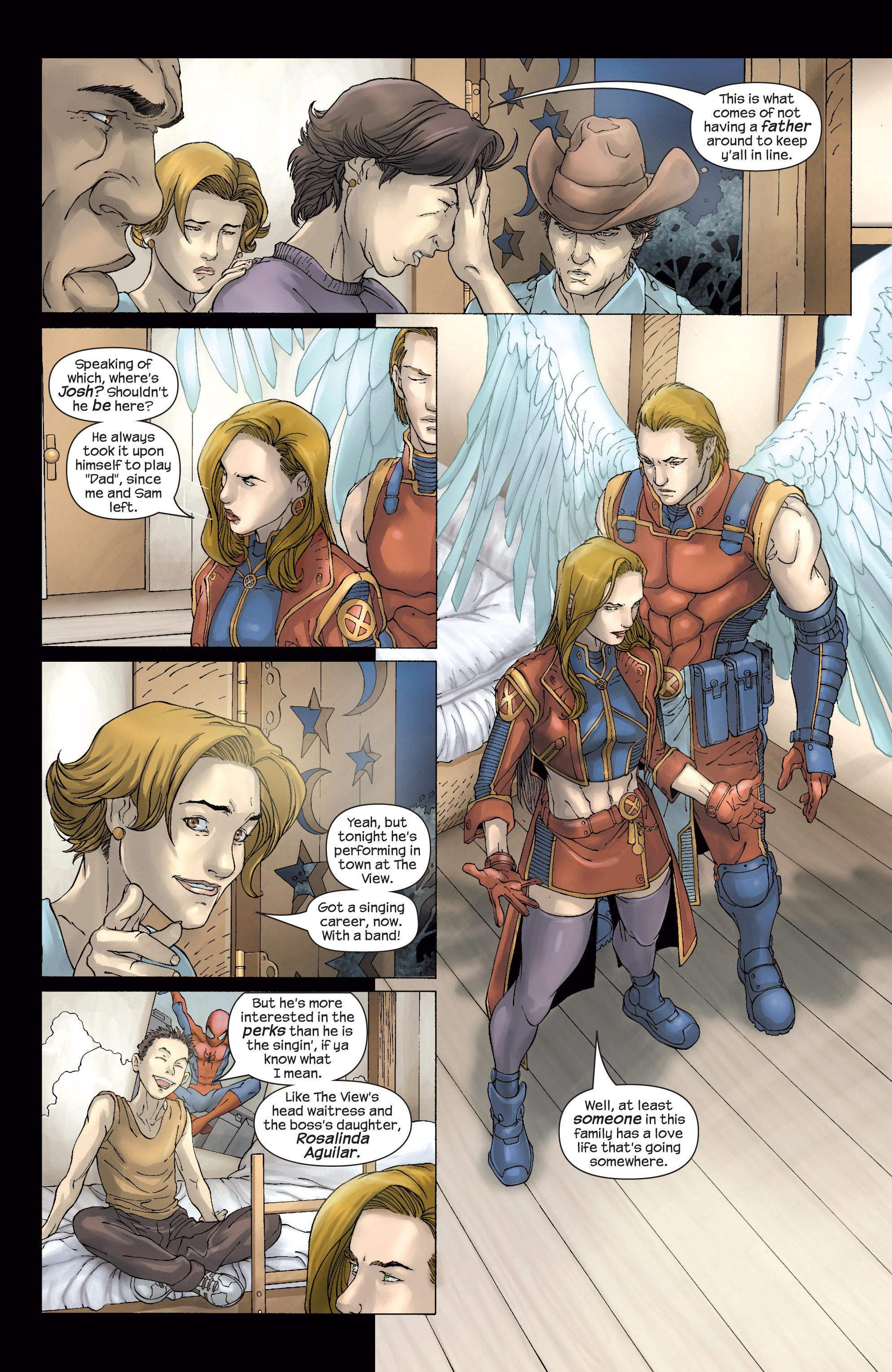 Read online Uncanny X-Men (1963) comic -  Issue #437 - 17