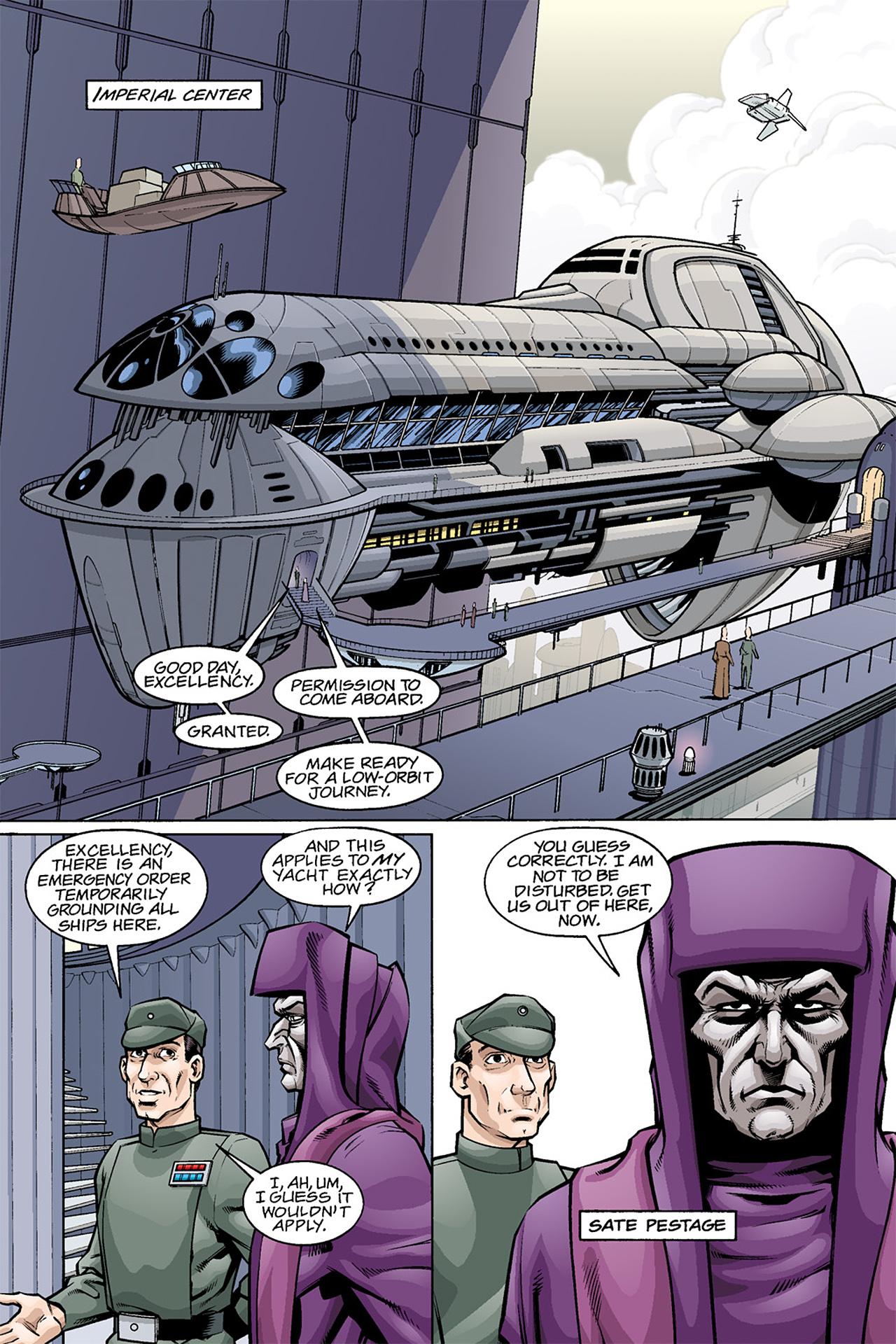 Read online Star Wars Omnibus comic -  Issue # Vol. 3 - 277