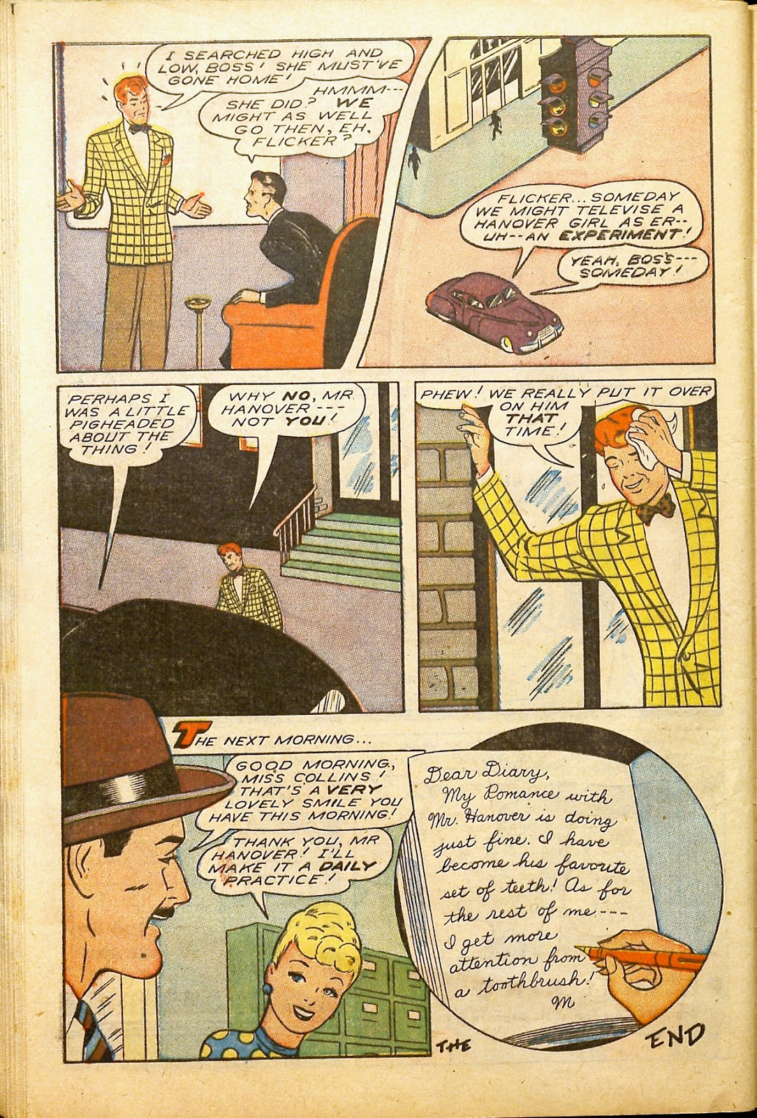 Read online Millie the Model comic -  Issue #2 - 40