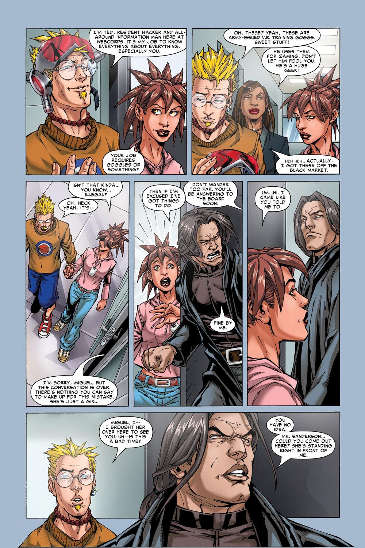 Read online Amazing Fantasy (2004) comic -  Issue #3 - 7